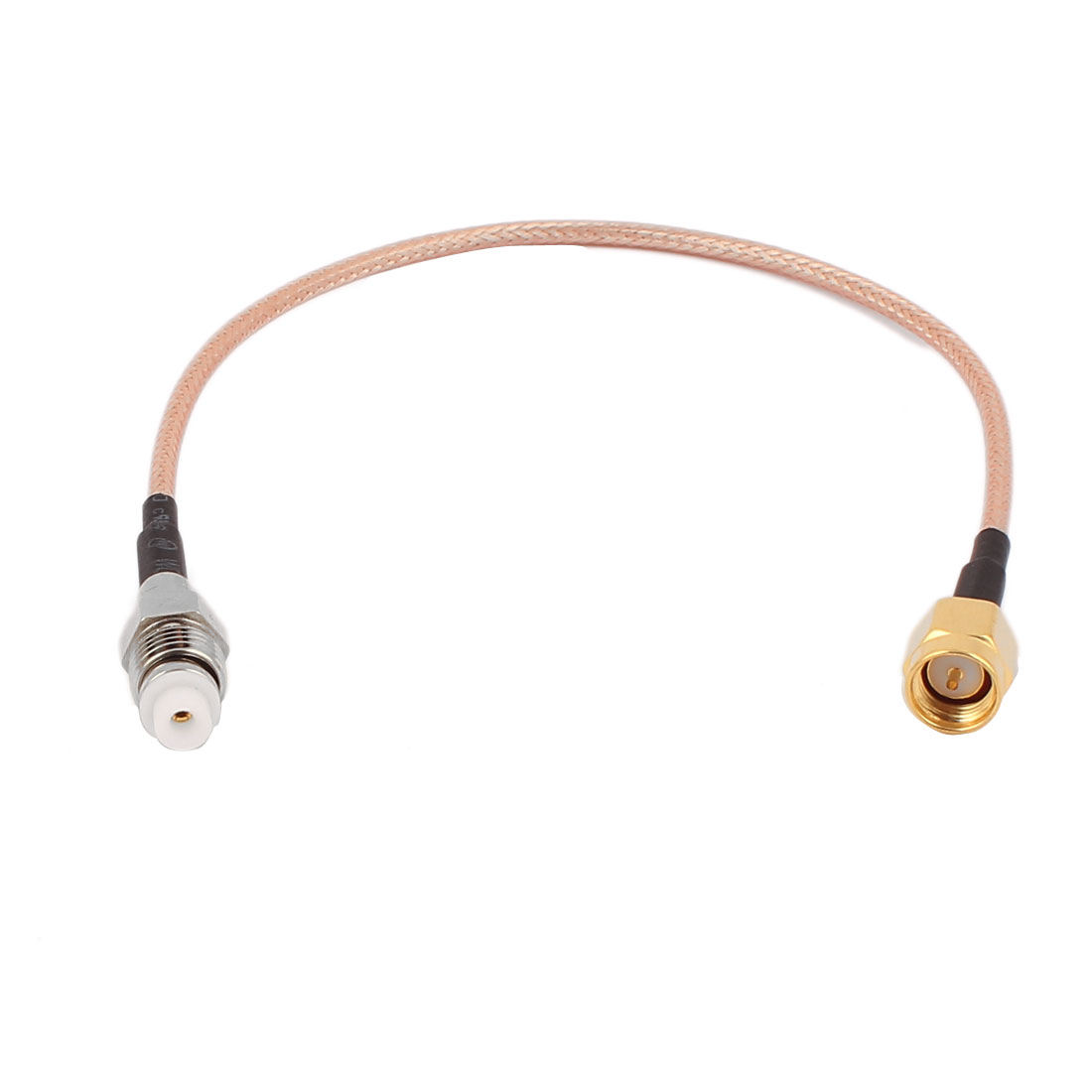 FME-K Female to SMA-J Male RG316 Coaxial Cable Pigtail 20cm