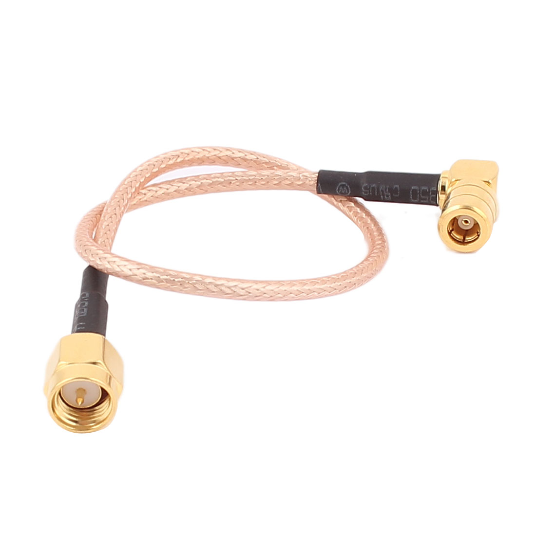 SMB-TKW Female to SMA-J Male RG316 Coaxial Cable Pigtail 20cm