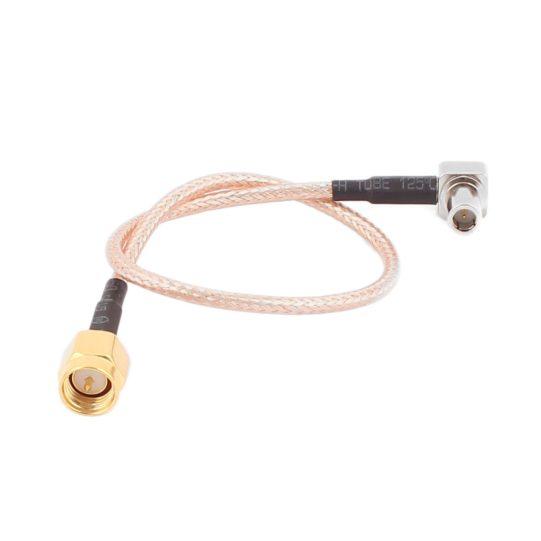 MS147 Male to SMA-J Male RG316 Coaxial Cable Pigtail 20cm
