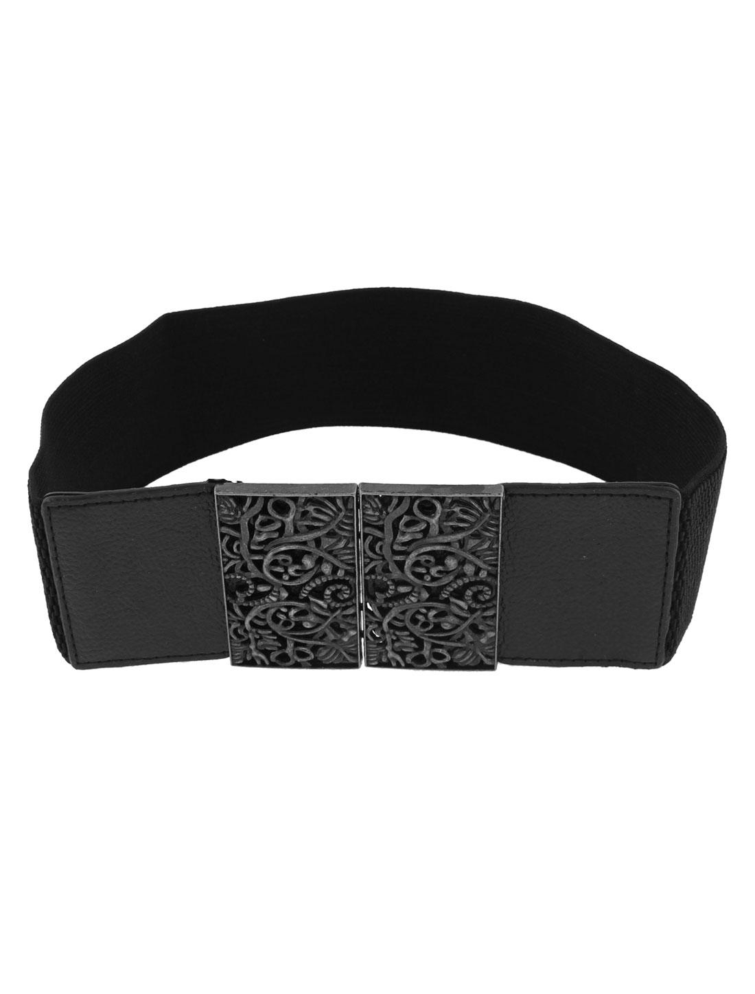 Adjustable Elastic Wide Waistband Waist Belt 60cm Long