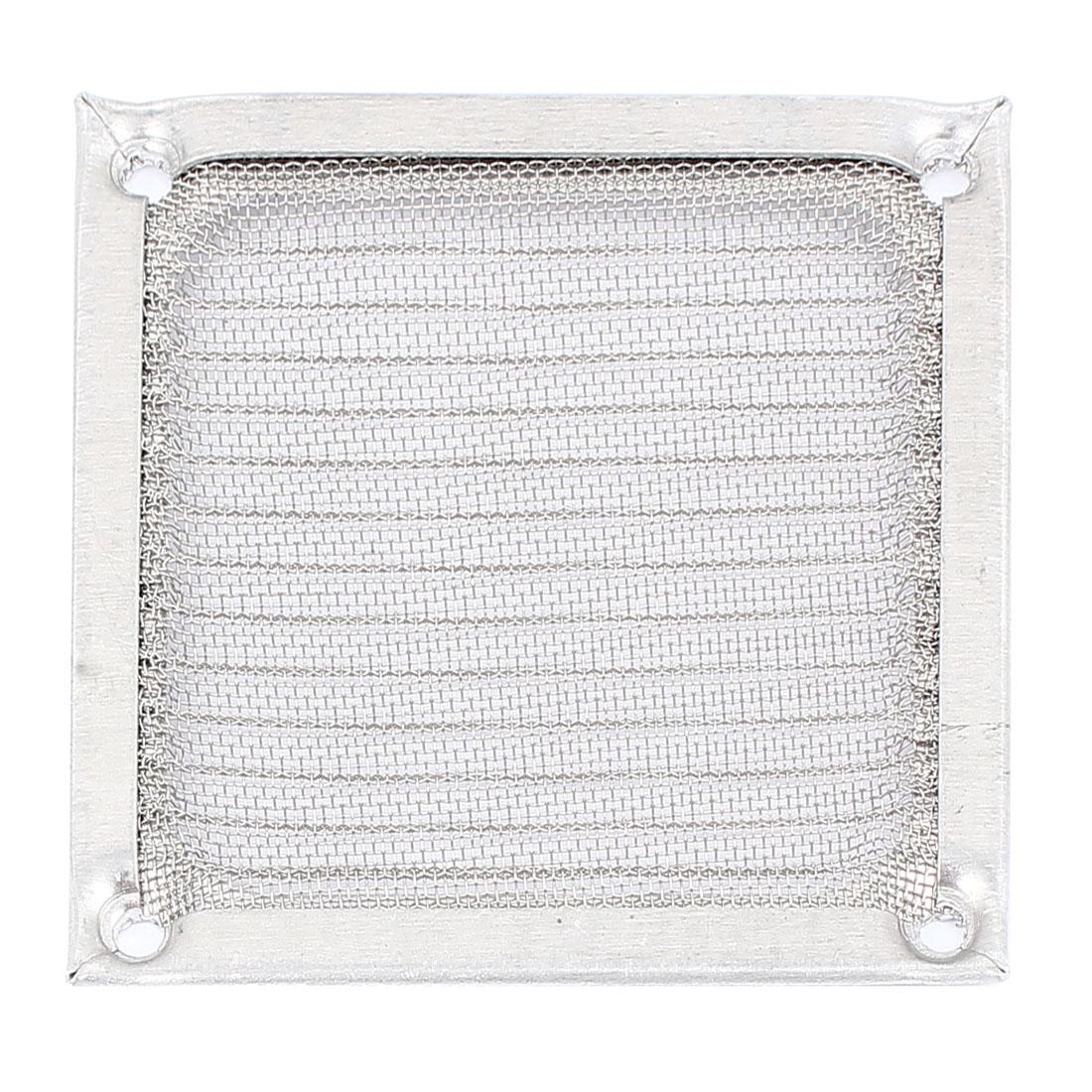 Aluminum Dustproof Mesh Filter Guard for PC Computer Case 85mm Cooling Fan