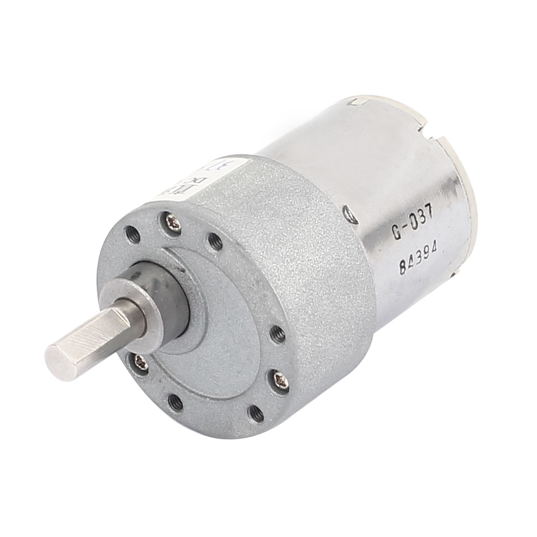 12V 37GB 500RPM Gear Box Robot Micro DC Geared Motor