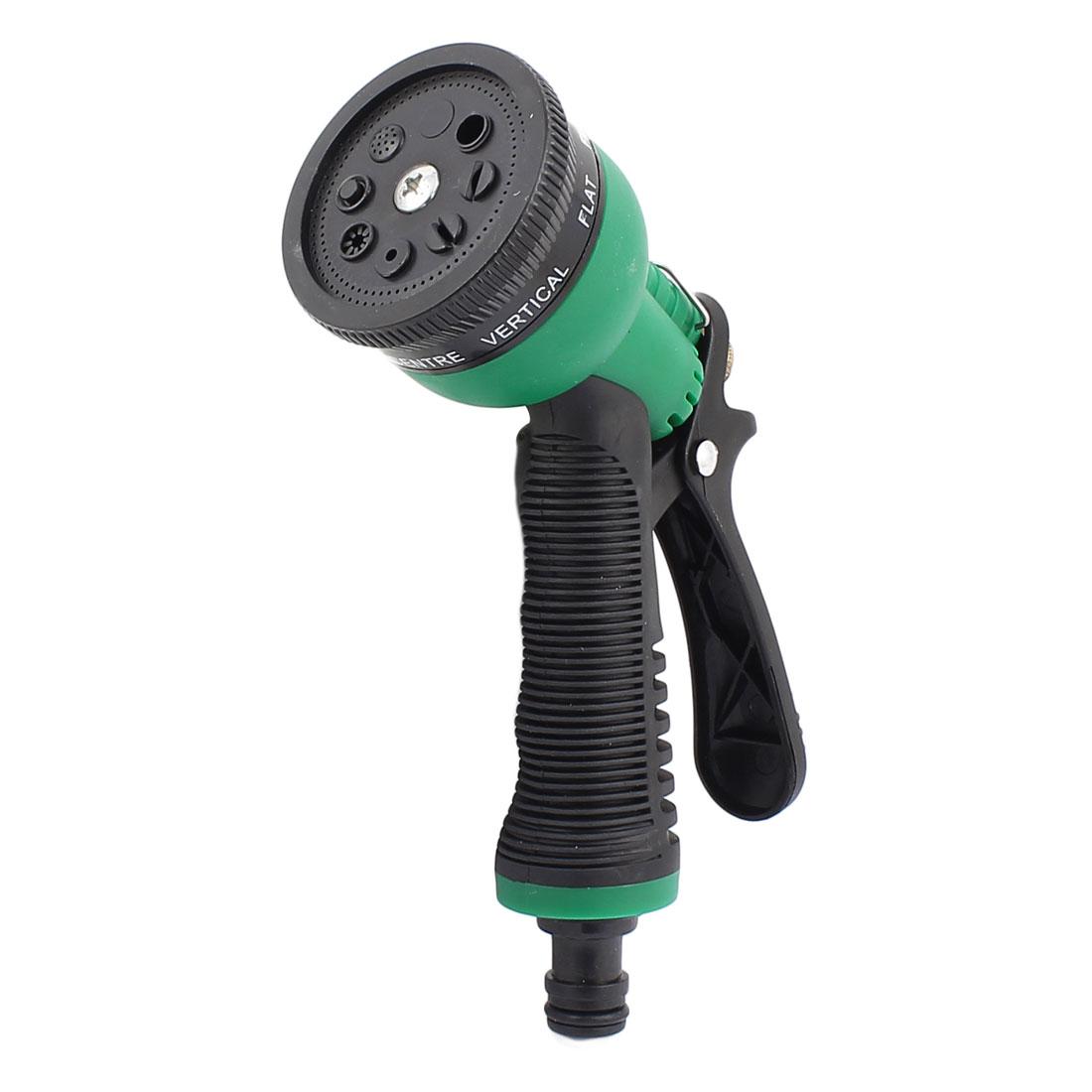 Garden Lawn Plastic Hose Nozzle Sprinkler Head Water Trigger Sprayer