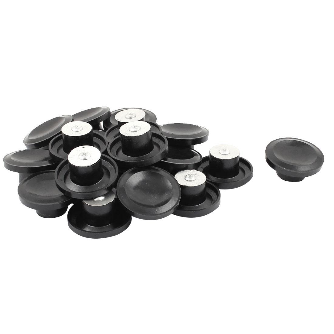 Cooker Cooking Utensils Plastic Pot Pan Cover Lid Helper Handle Handgrip Knob 55mm Dia 20pcs