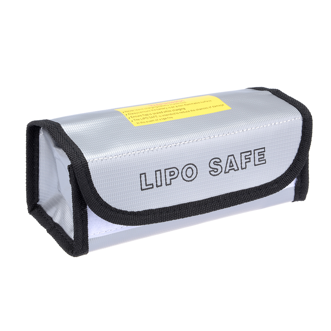 Lipo Battery Fireproof Explosionproof Bag Storage Guard Safe Charging Holder 185mm x 75mm x 60mm