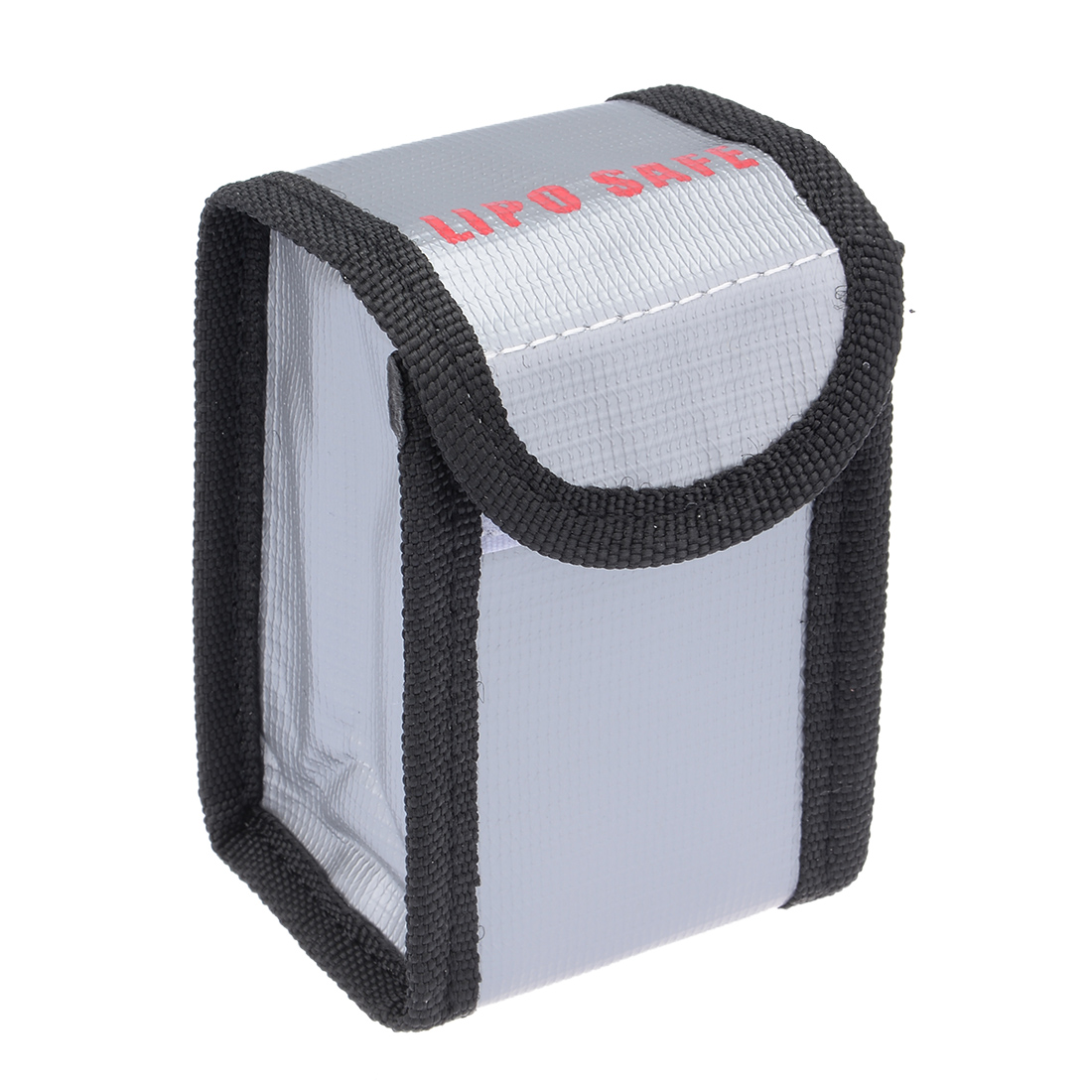 Lipo Battery Fireproof Explosionproof Bag Storage Guard Safe Charging Holder 64mm x 50mm x 95mm
