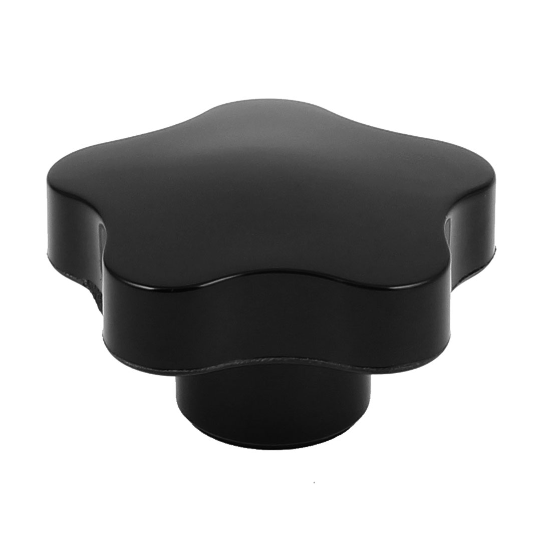 M16 Female Threaded Plastic Star Design Head Clamping Screw Nuts Knob Handle Handgrip