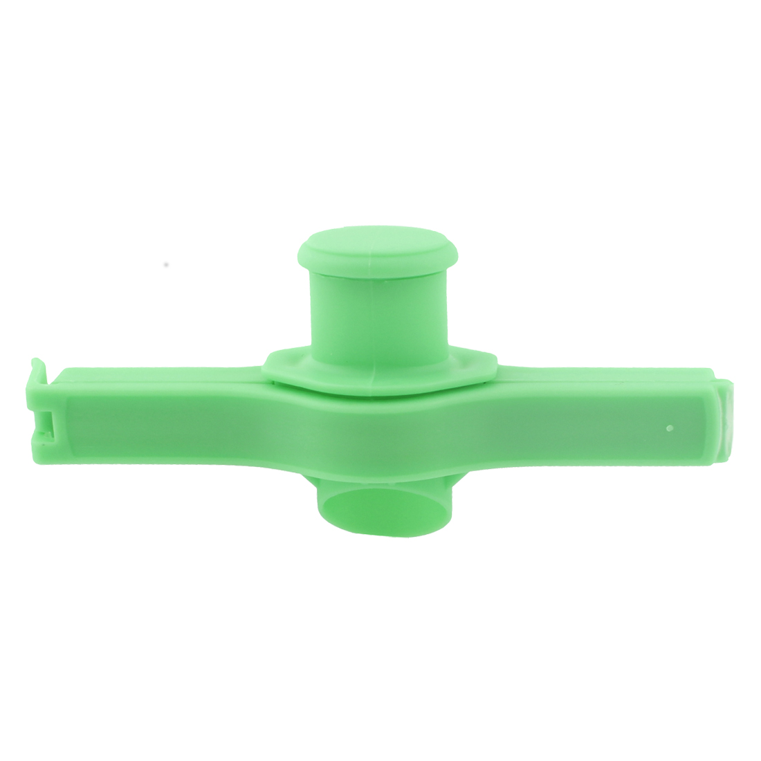 "Household Food Snacks Chips Storage Green Plastic Bag Seal Sealing Clips Clamp Sealer 4.4"" Long"