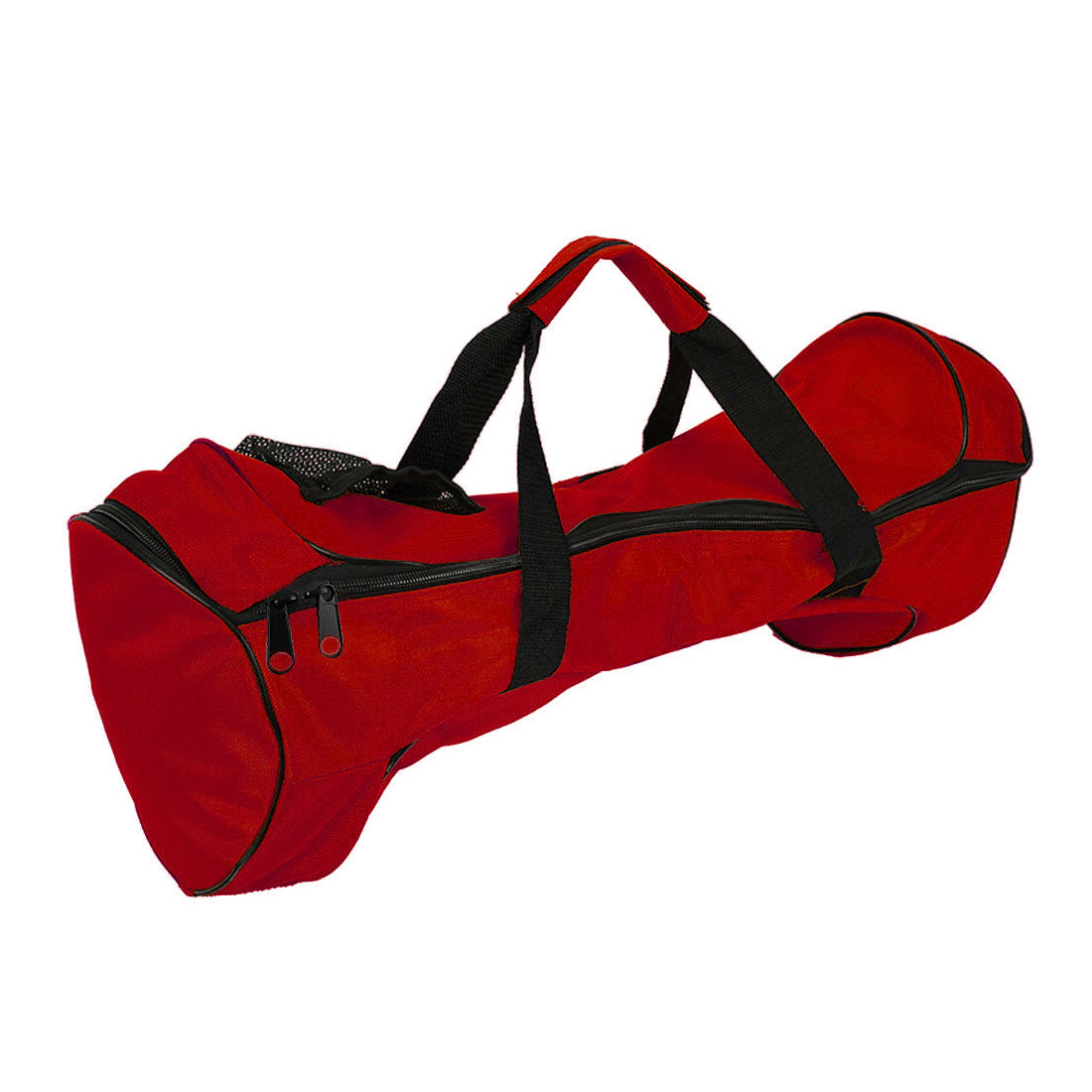 """Self Balancing Electric Scooter Carry Bag Backpack Red for 6.5"""" Wheels"""