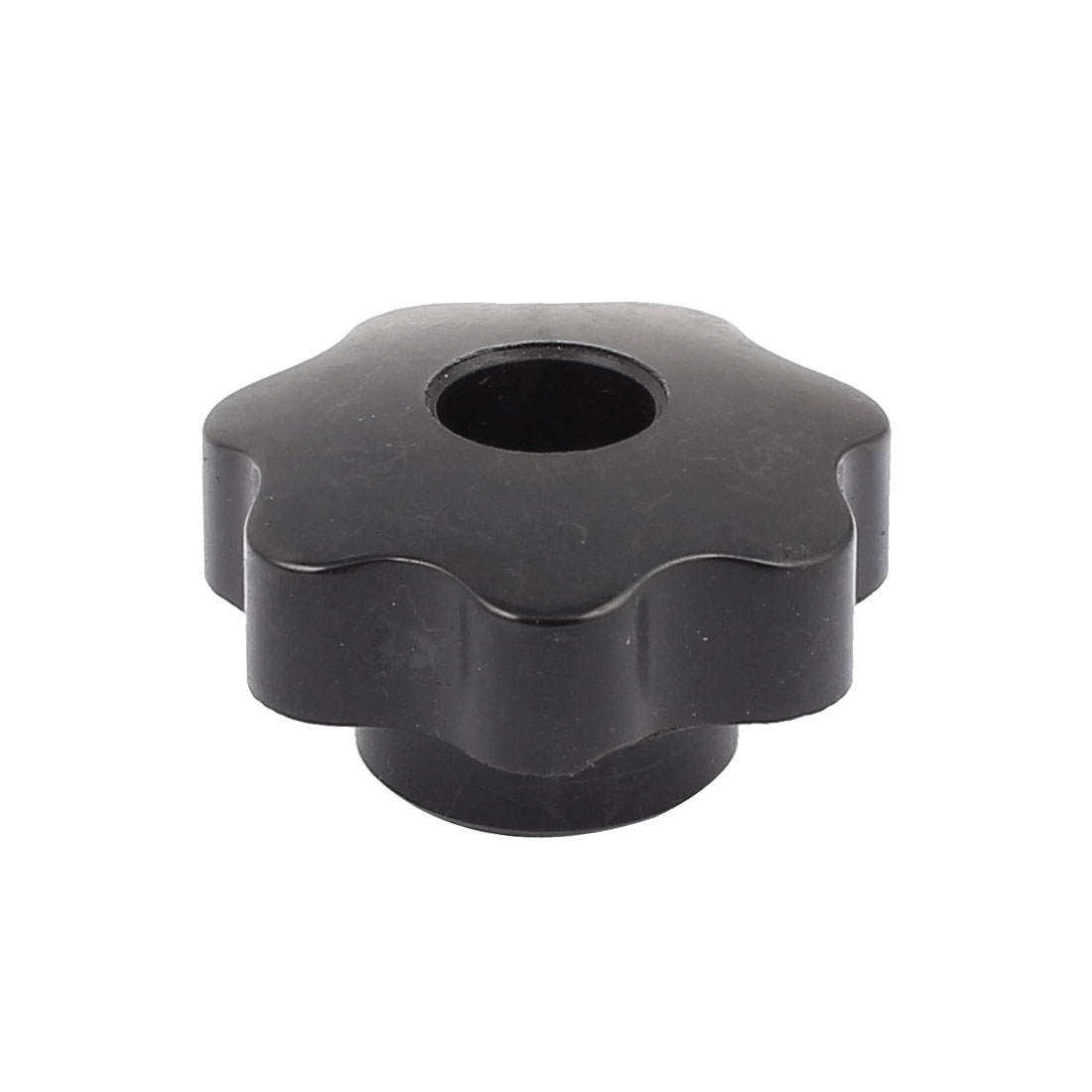7mm Dia Female Thread Grip Replacement Head Clamping Nuts Star Knob