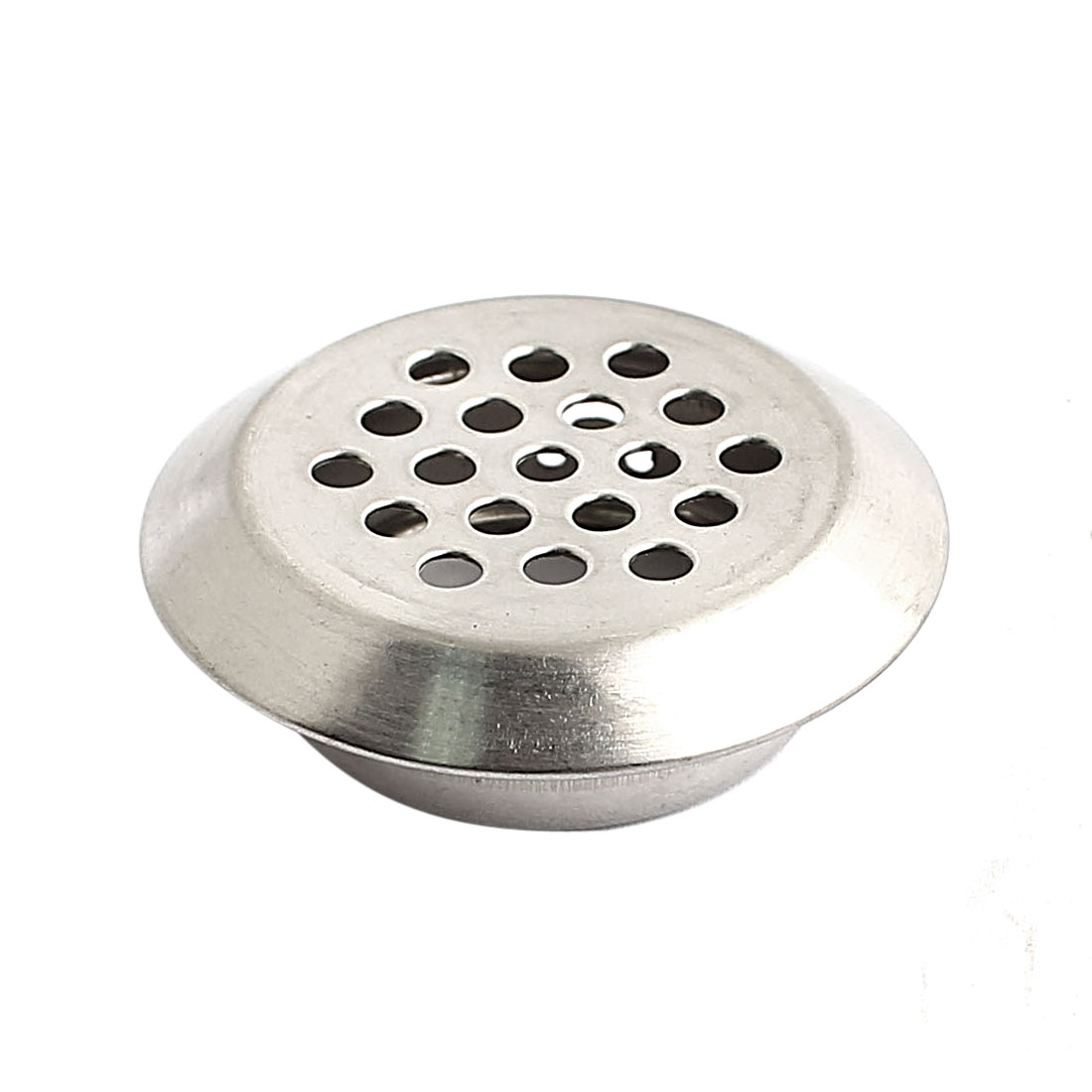 Wall Ceiling 29mm Bottom Dia Air Vent Grille Circle Ventilation Cover