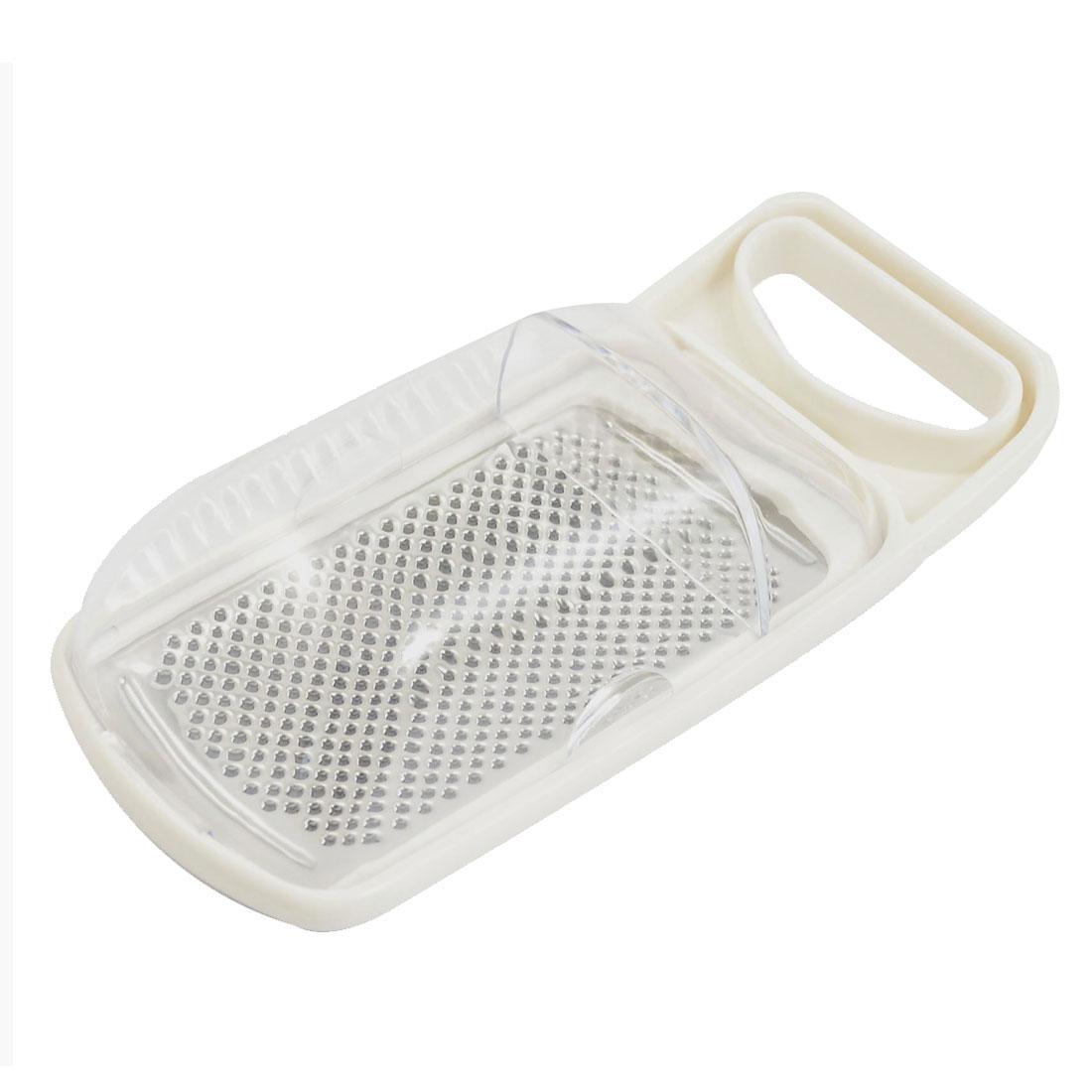 Kitchenware Plastic Grip Fruit Vegetable Grater Peeler Slicer Tool