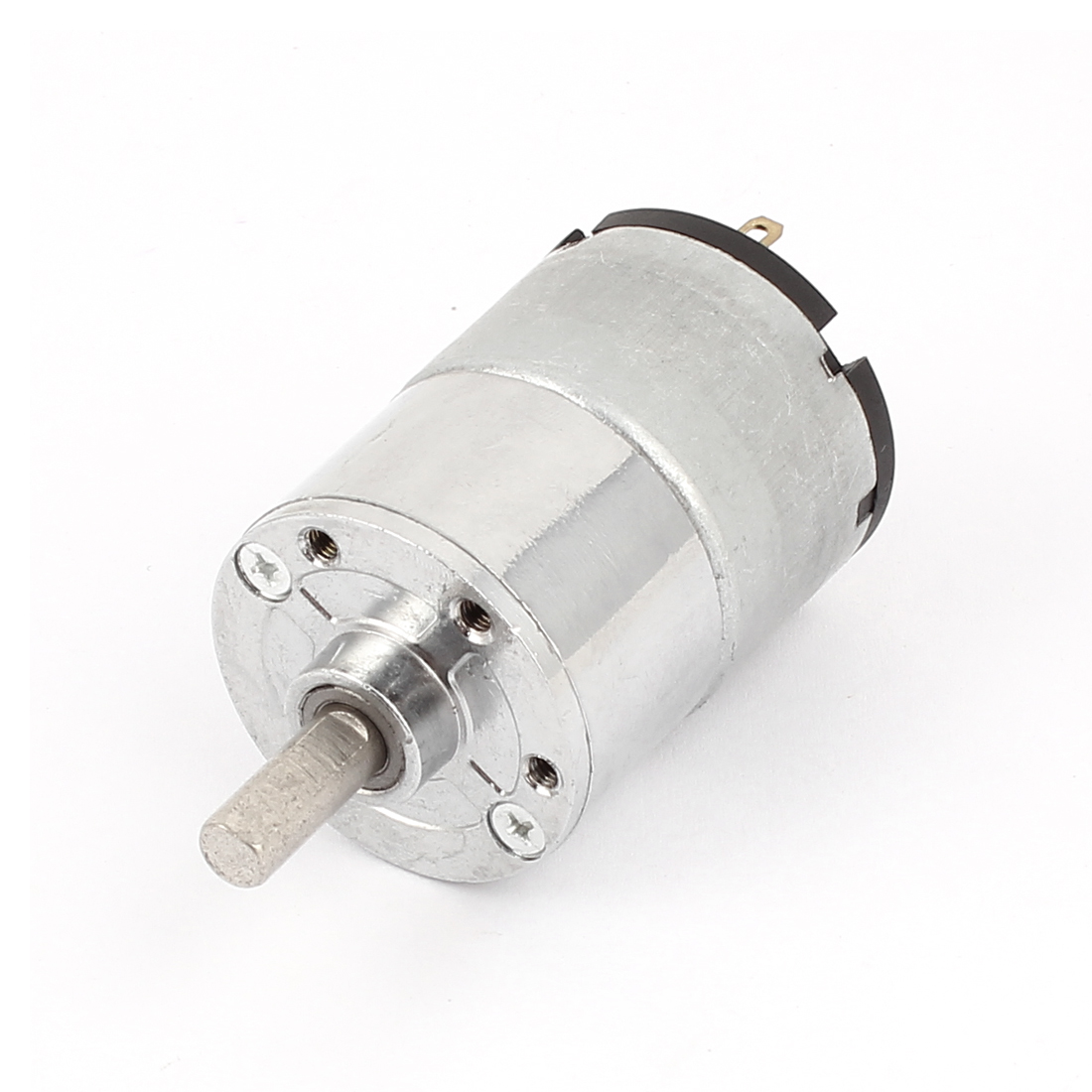 DC 12V 500RPM High Torque Electric Geared Box Speed Reduce Motor