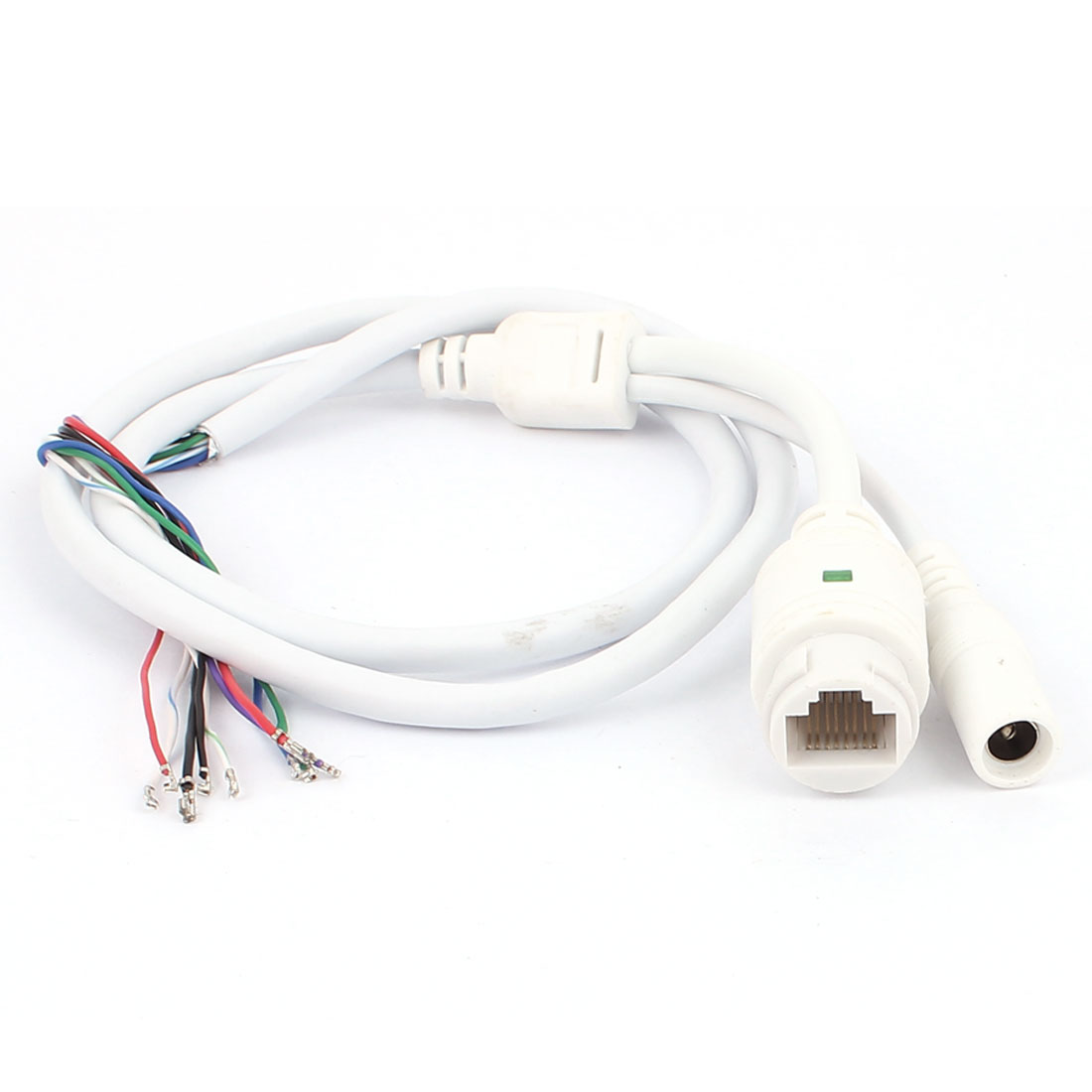 Power Supply Over Ethernet POE Network Cable Adapter Injector Splitter