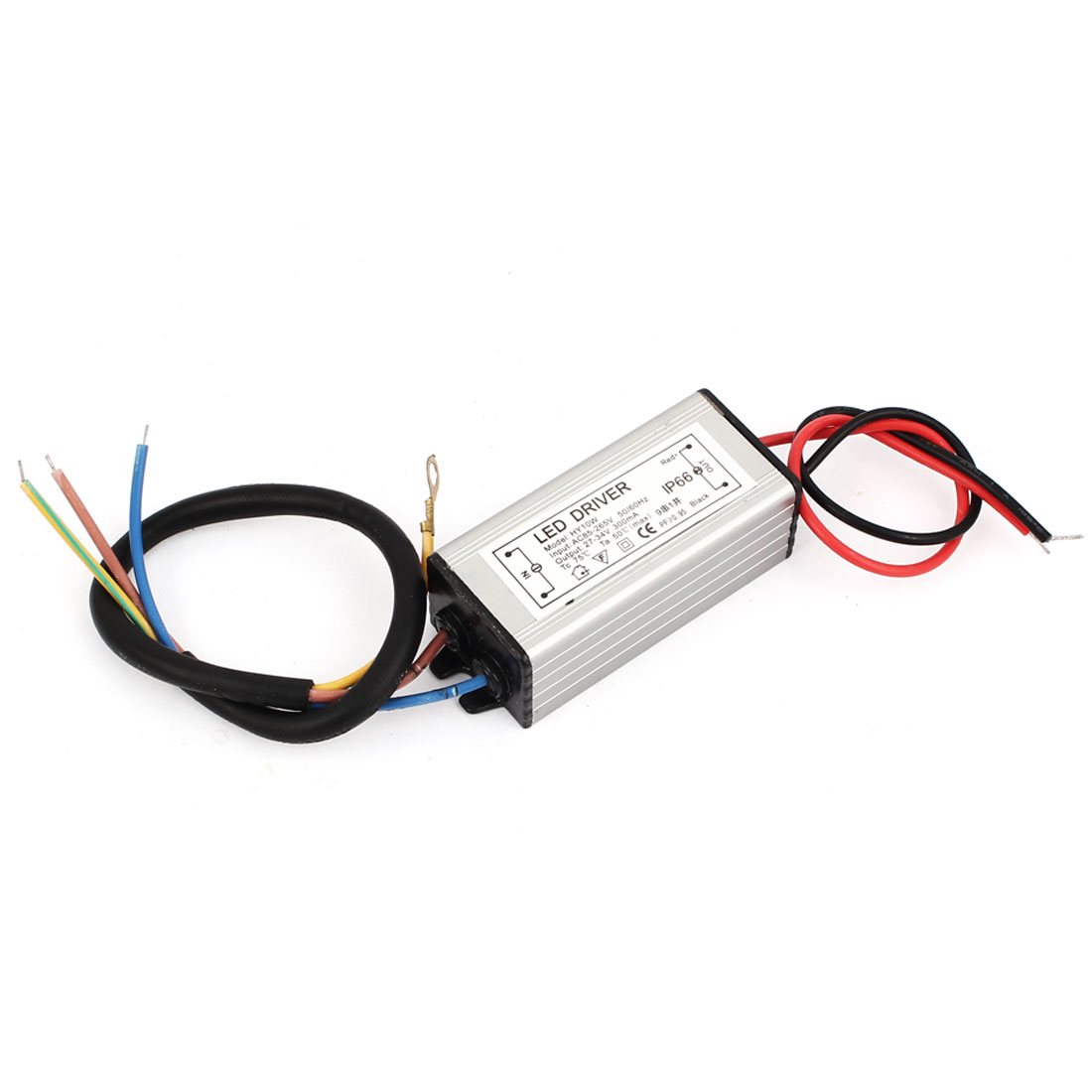AC85-265V to DC27-34V 10W Transformer Waterproof LED Driver Power Supply