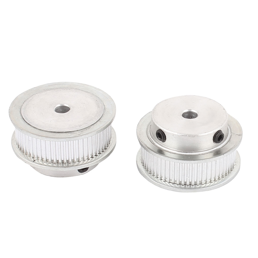 2 Pcs MXL60 11mm Belt Width 6mm Bore 60 Teeth Synchronous Timing Pulley