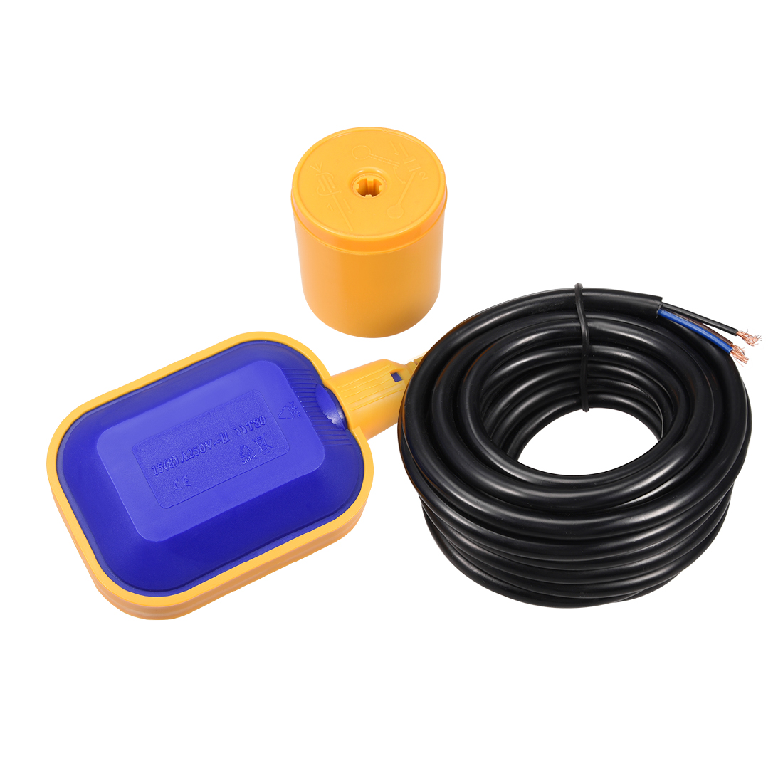 4M Long Cable Float Switch Liquid Fluid Water Level Controller