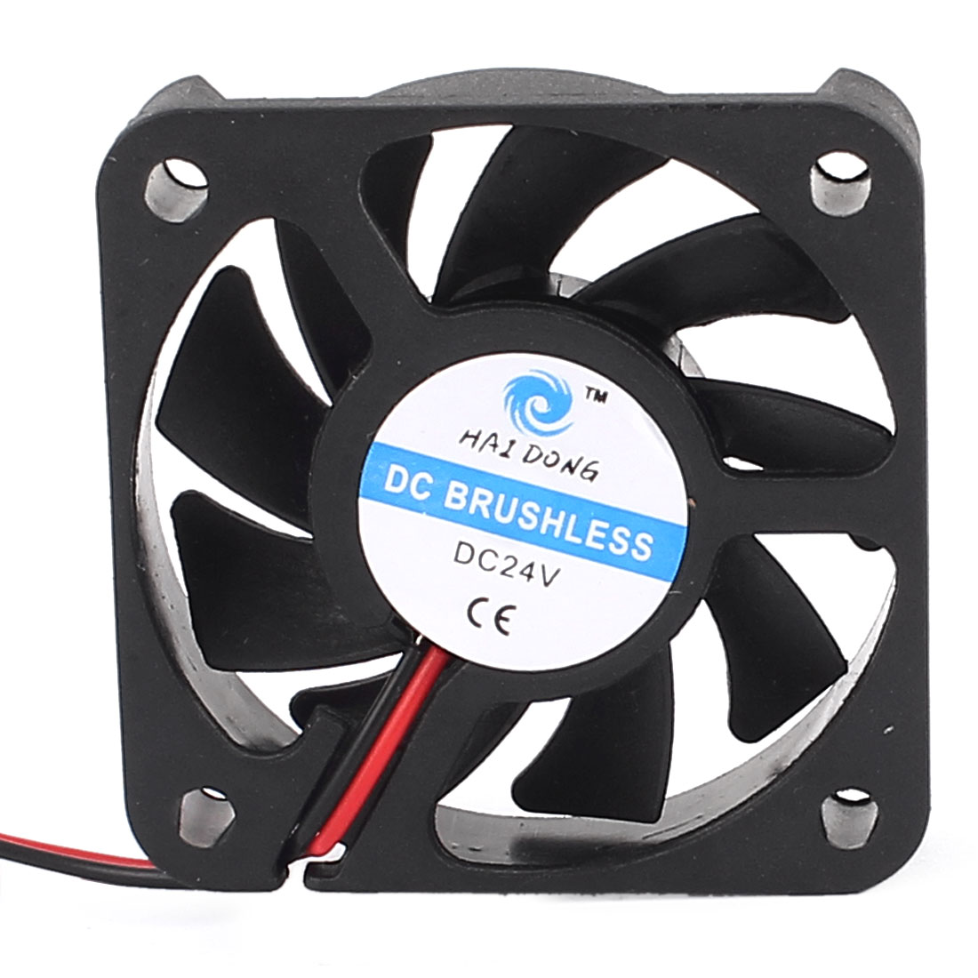 DC 24V Brushless Mini Cooling Fan 50mm x 50mm for Computer