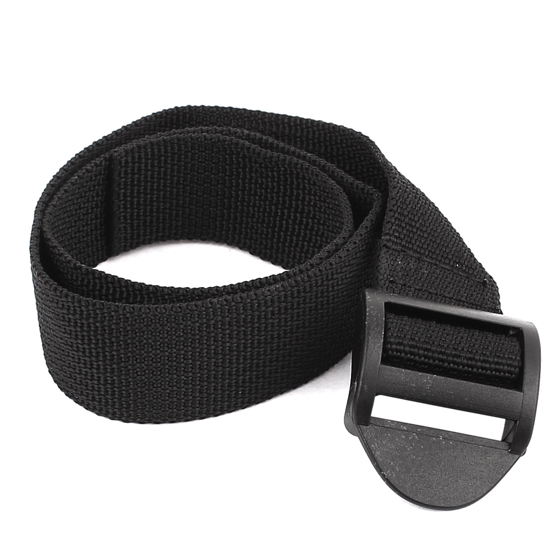 Travel Plastic Release Buckle Adjustable Luggage Baggage Packing Strap Belt Band 50cm x 25mm