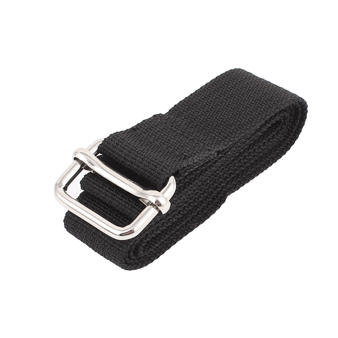 Outdoor Travel Metal Buckle Adjustable Luggage Suitcase Backpack Bag Strap Belt 1M x 25mm