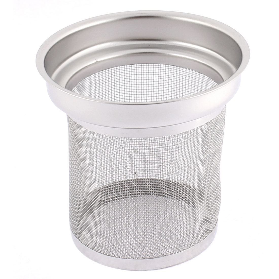 Stainless Steel Mesh Filter Loose Spice Ball Tea Infuser Strainer 74mm Dia