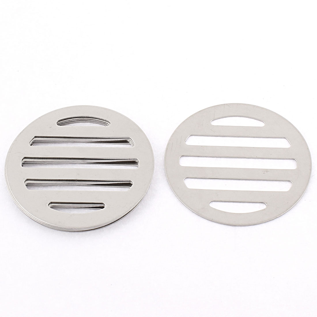 """Kitchen Bathroom Round Floor Drain Drainer Cover 2.5"""" 6.3cm Dia 6Pcs"""