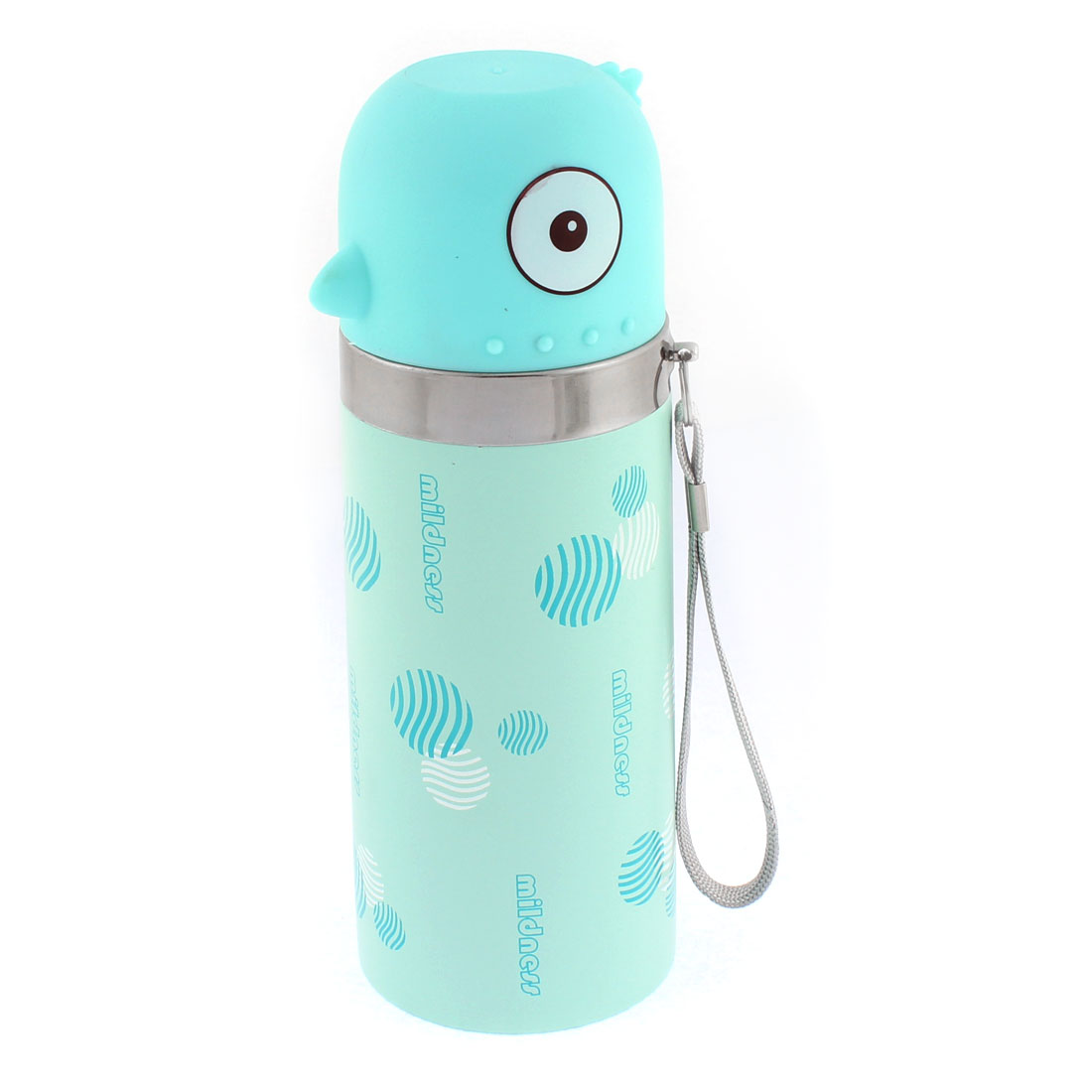 350ml Travel Mug Tea Water Bottle Flask Vacuum Thermos Cup Blue