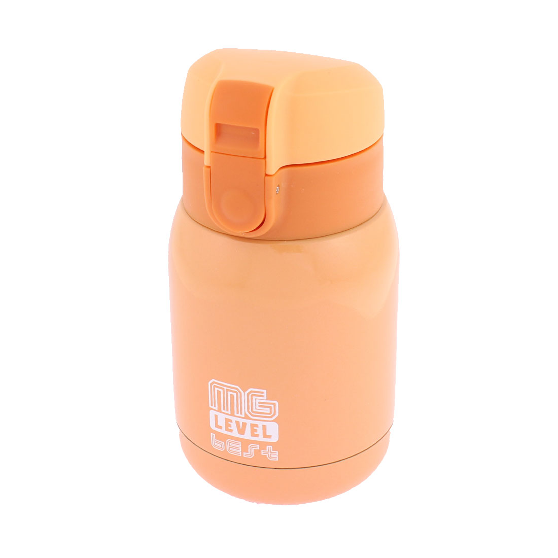 Stainless Steel Hot Water Coffee Flask Vacuum Thermo Bottle Mug Orange