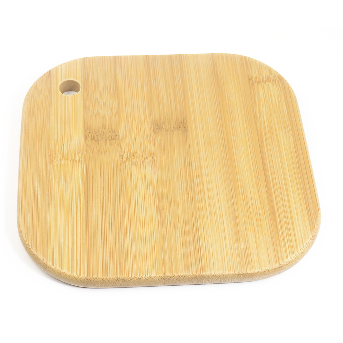 "Home Kitchen Bamboo Chopping Cutting Board Block 7"" Wide"