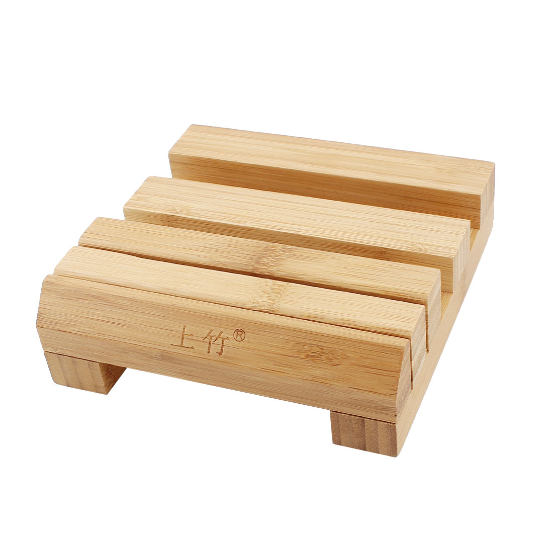 Bamboo Cutting Board Holder Rack Cutlery Cutter Storage Block