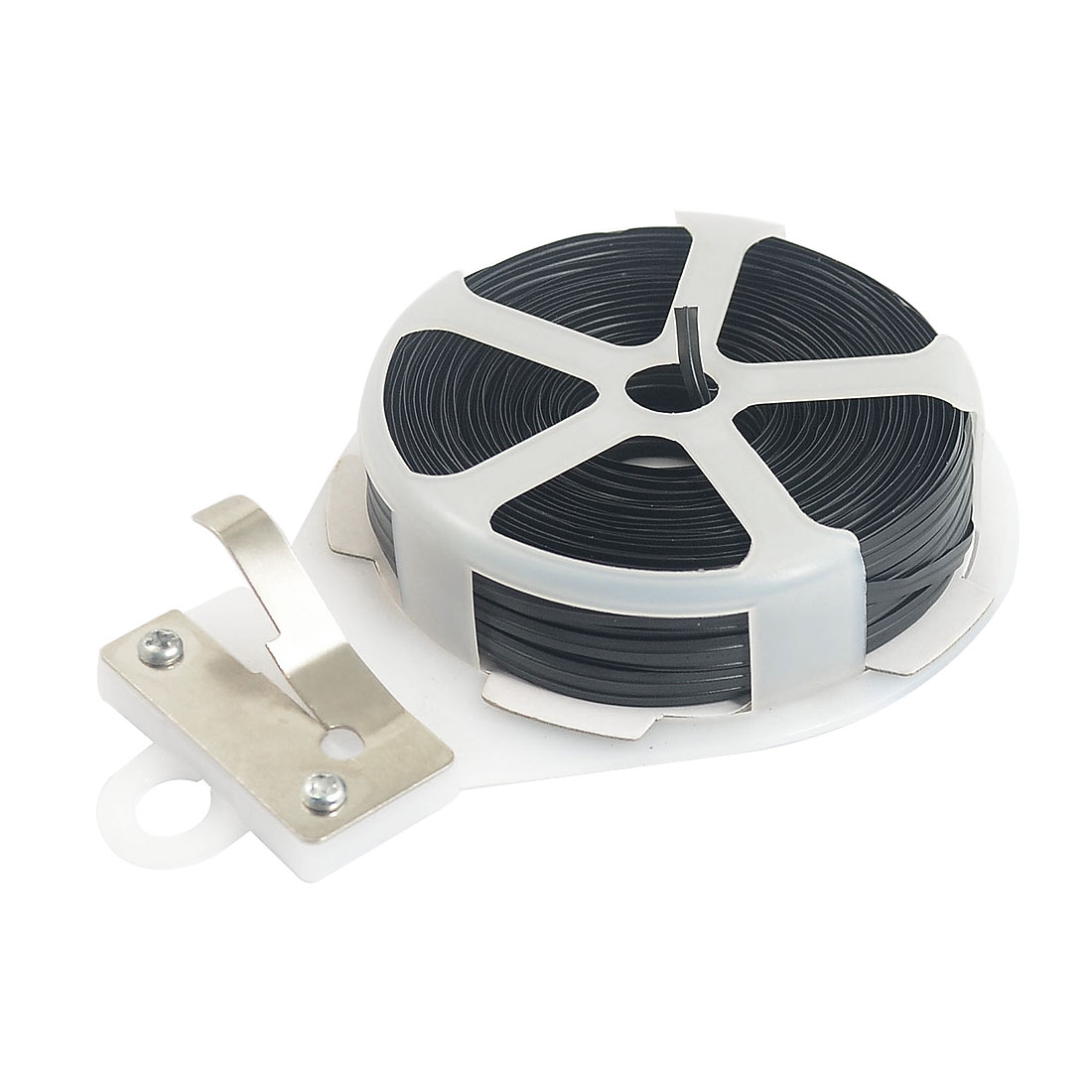 Twist Tie Roll Strapping String Tape Cutter 30m for Gardening Packing Crafts