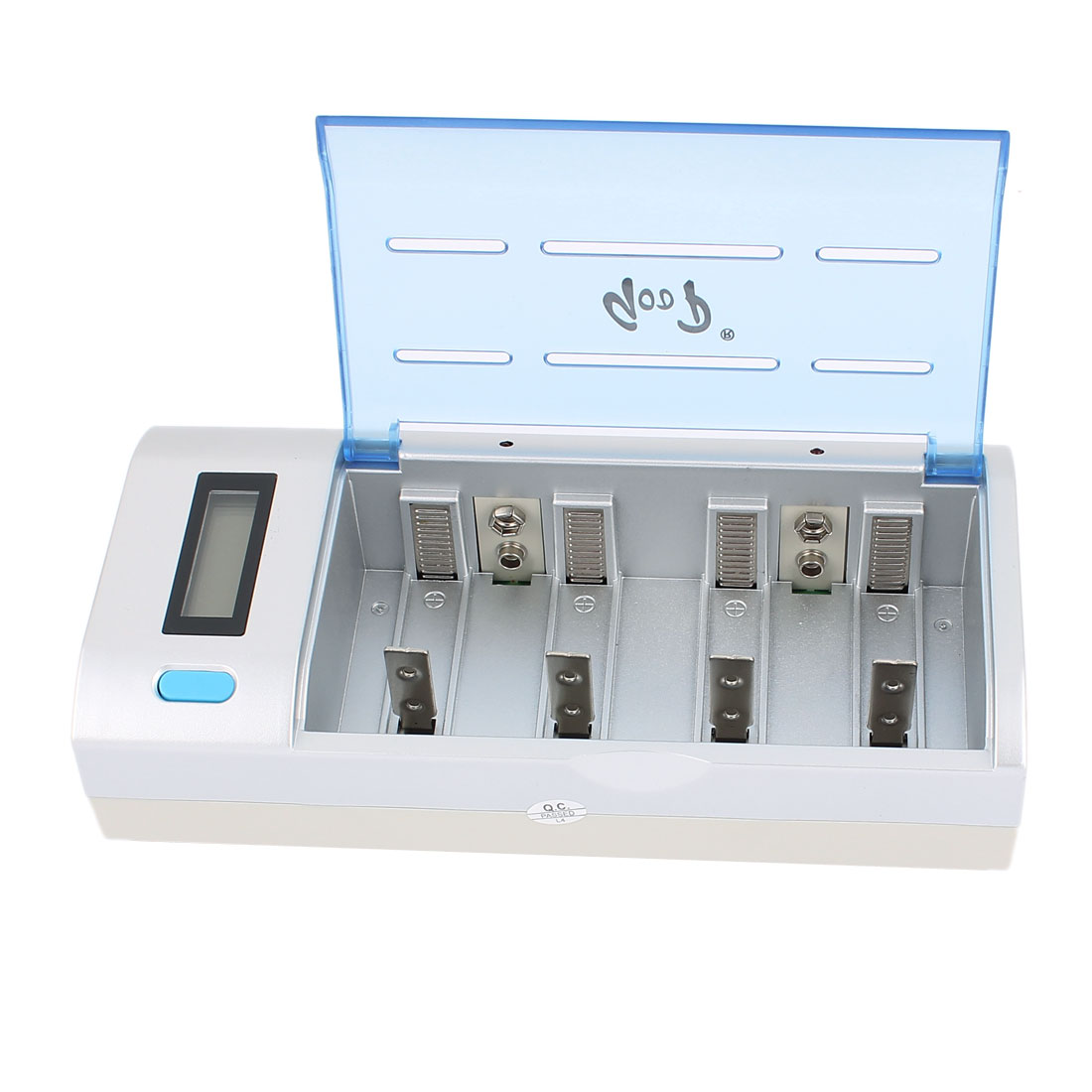 AC100-240V US Plug LCD Display AA/AAA/C/D Universal Rechargeable Battery Charger