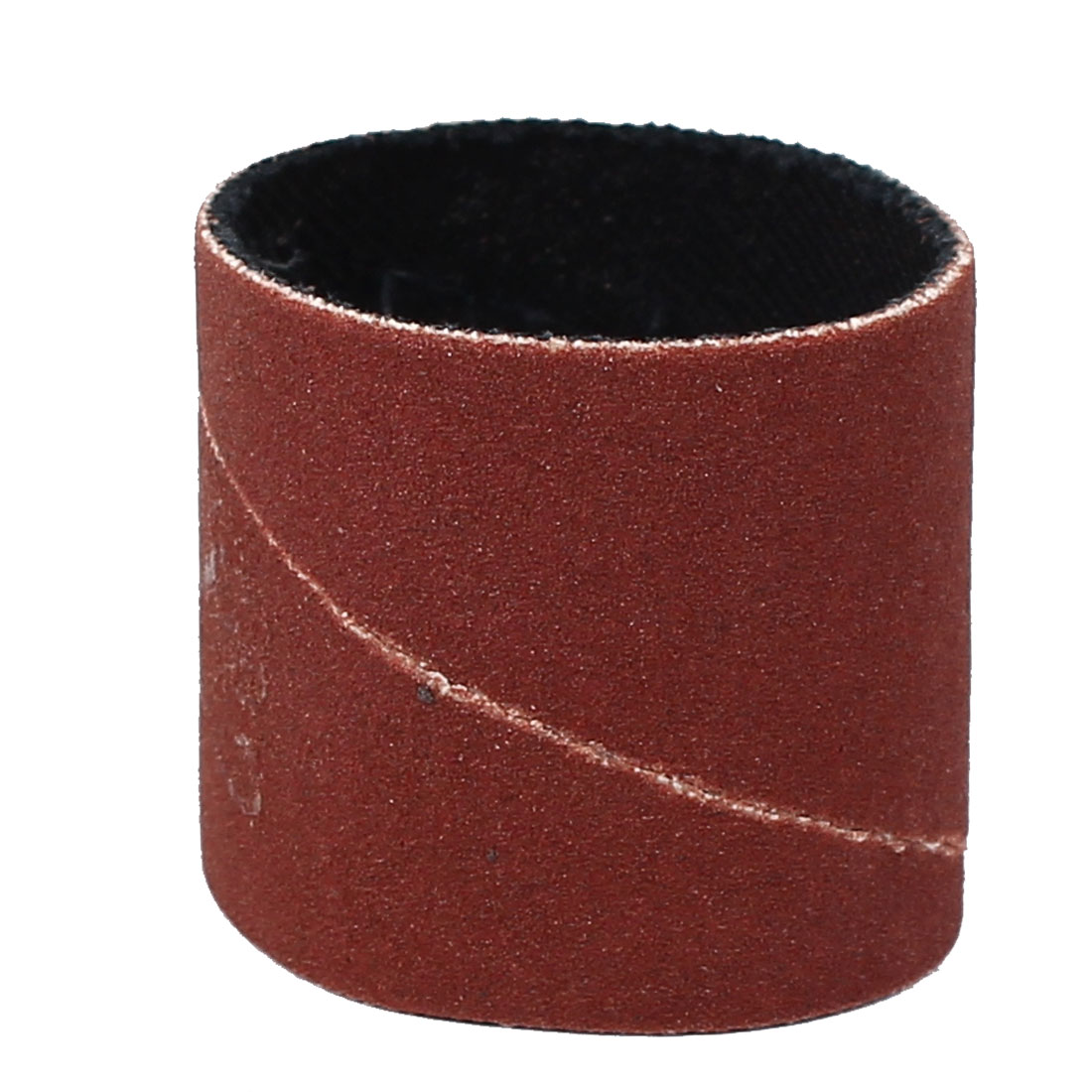 25.4mm Diameter 320 Grit Sanding Drums Abrasive Spiral Band Sleeves Rolls