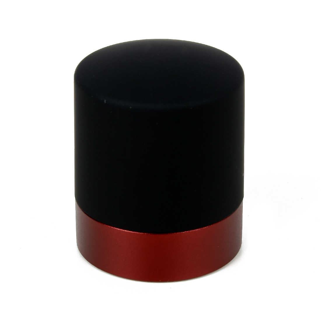 Smart Vacuum Red Wine Champagne Storage Bottle Stopper Cap Dark Red