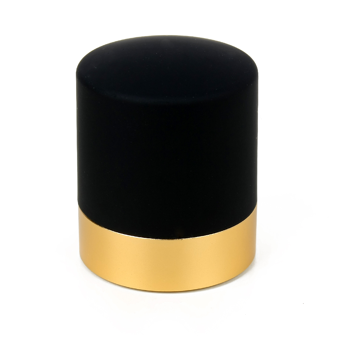 Smart Vacuum Red Wine Champagne Storage Bottle Stopper Cap Cork Gold Tone