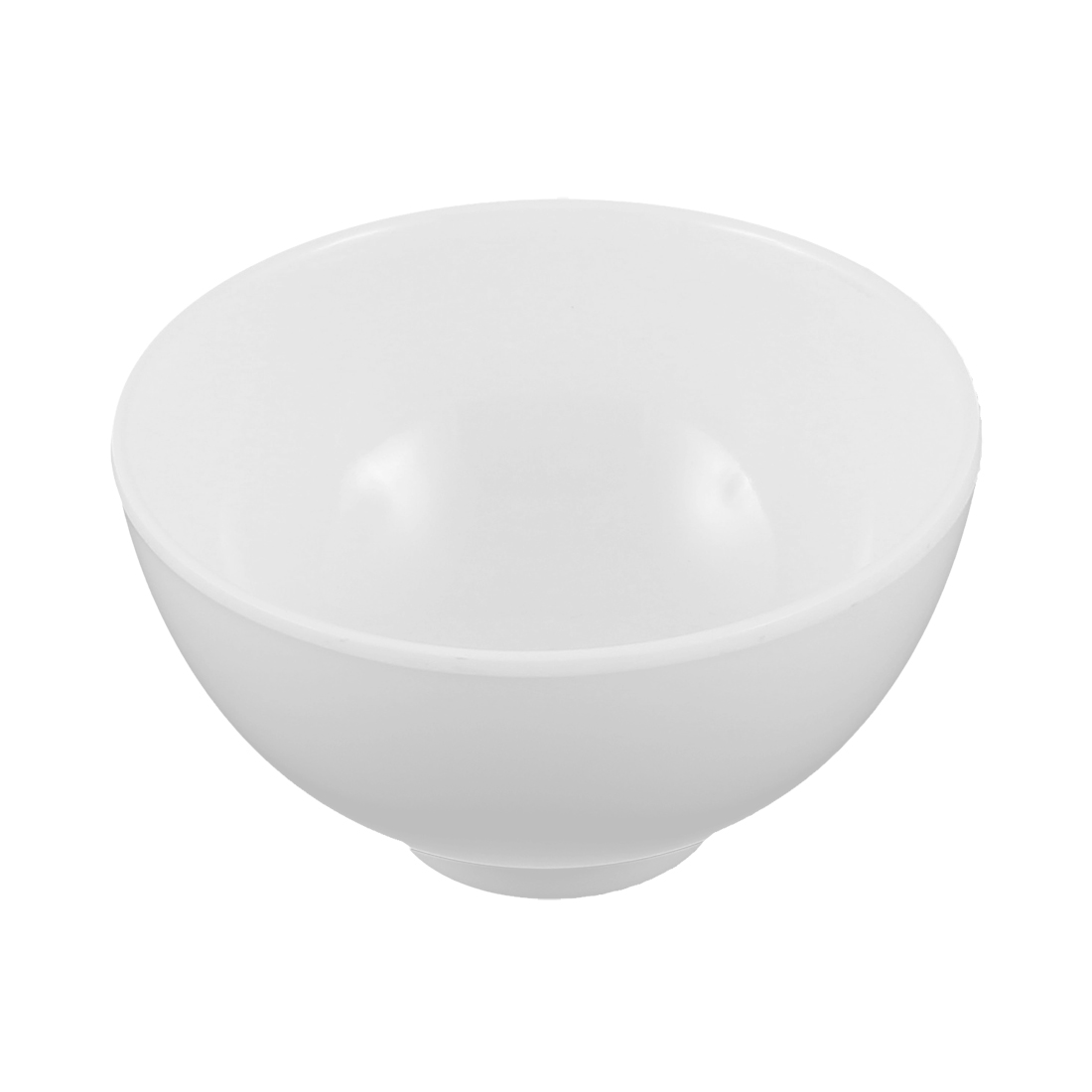 "Home Kitchen Soup Noodle Salad Rice Bowl White 4"" Dia"