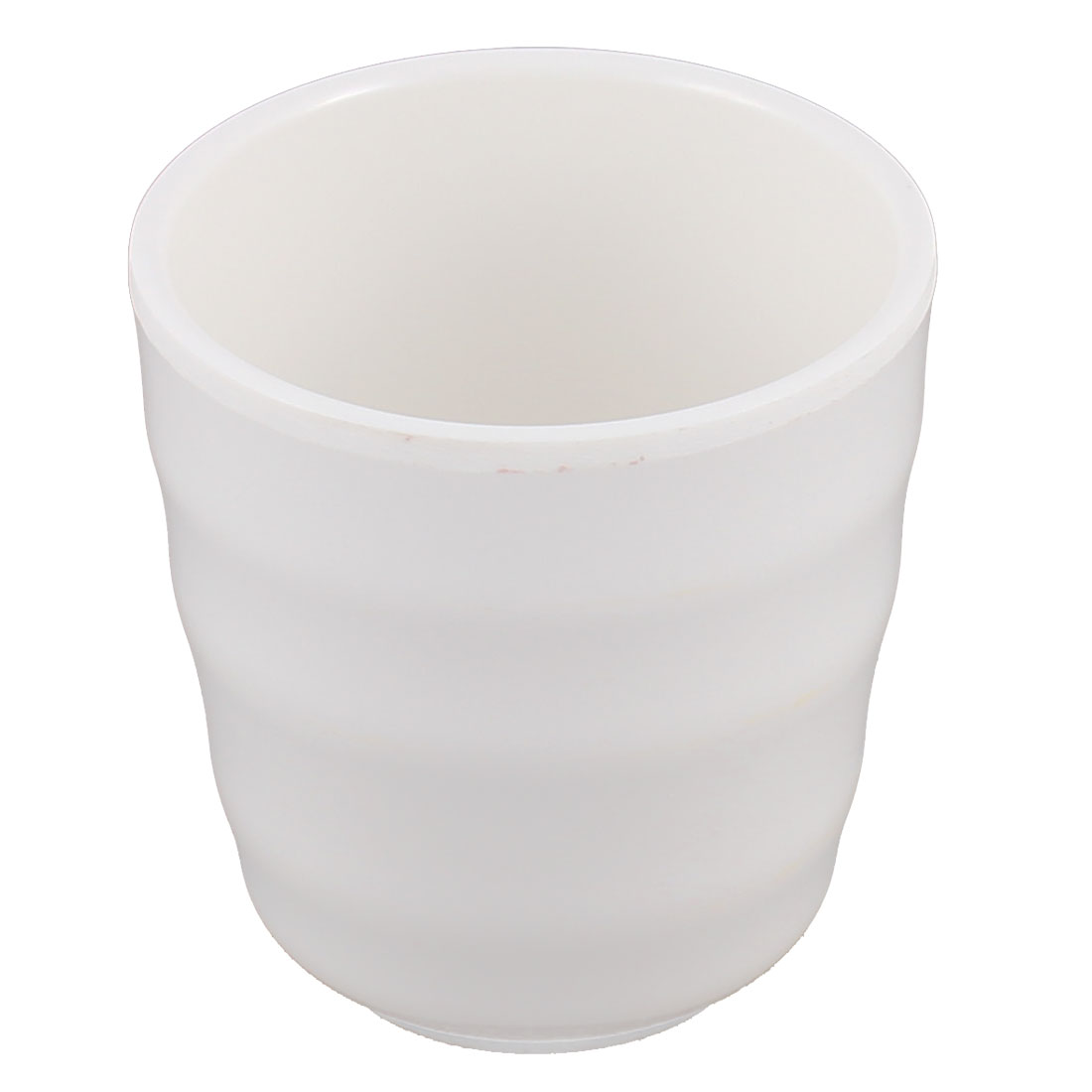 Home Table Plastic Water Tea Drinking Cup Mug White