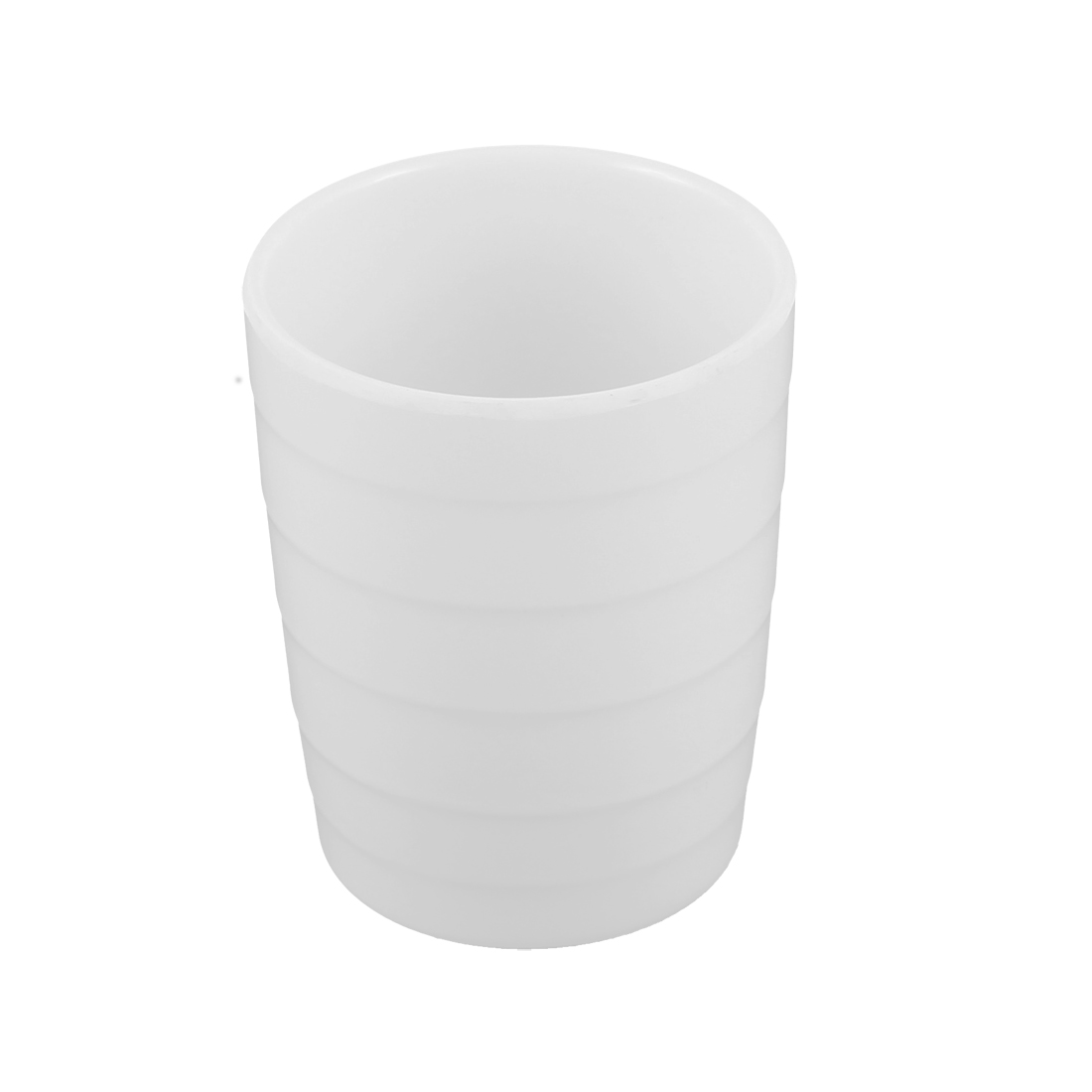 Home Restaurant Plastic Cylinder Shaped Water Drinking Cup