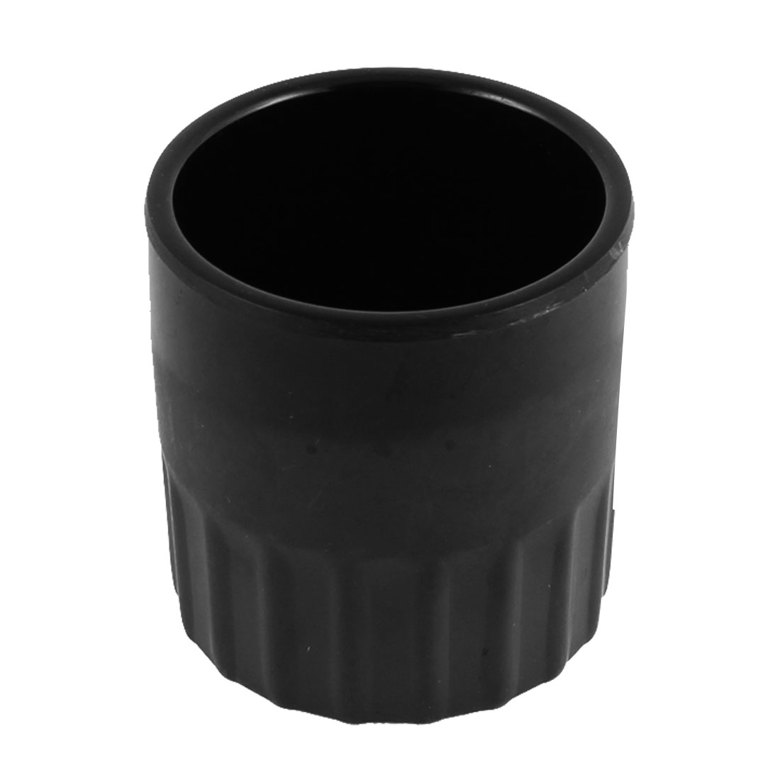 Restaurant Table Plastic Water Tea Drinking Cup Black 120ml
