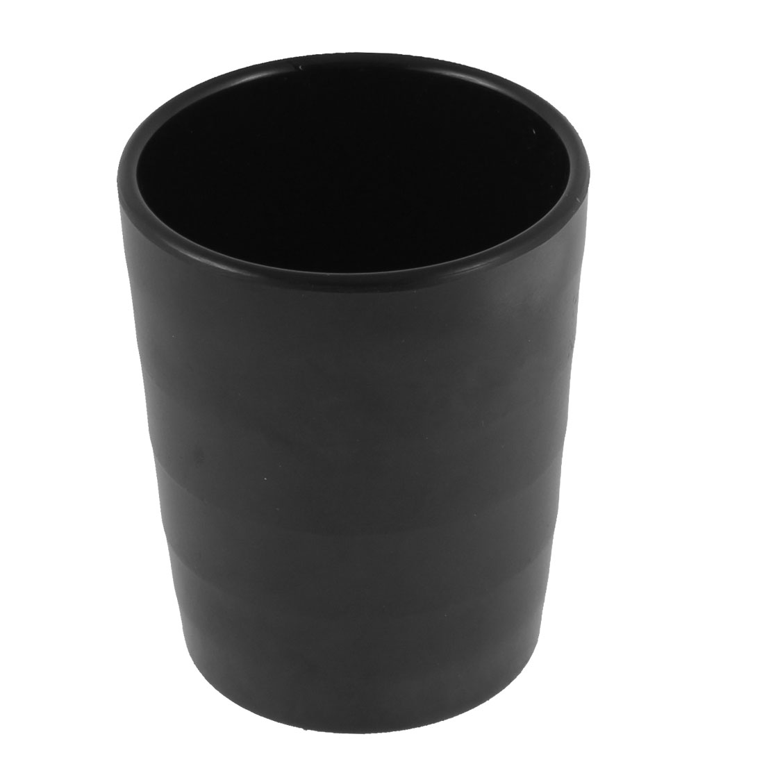 Home Plastic Tea Water Milk Drinking Cup Mug Black