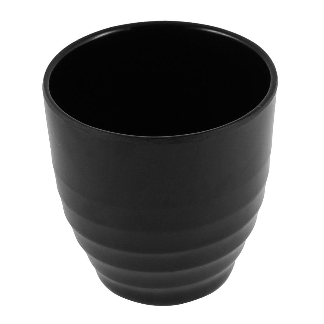 Home Table Desk Water Drink Beverage Coffee Cup Holder Black