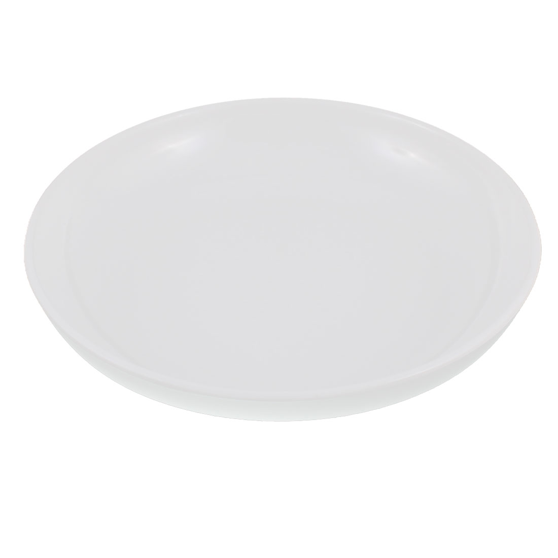 "Dinnerware Round Shape Dinner Dish Serving Plate White 8"" Dia"