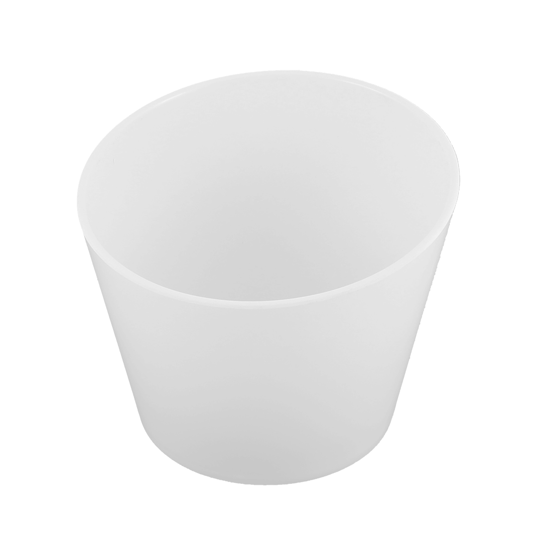 "Restaurant Water Bowl Slant Cup White 5.5"" Dia"