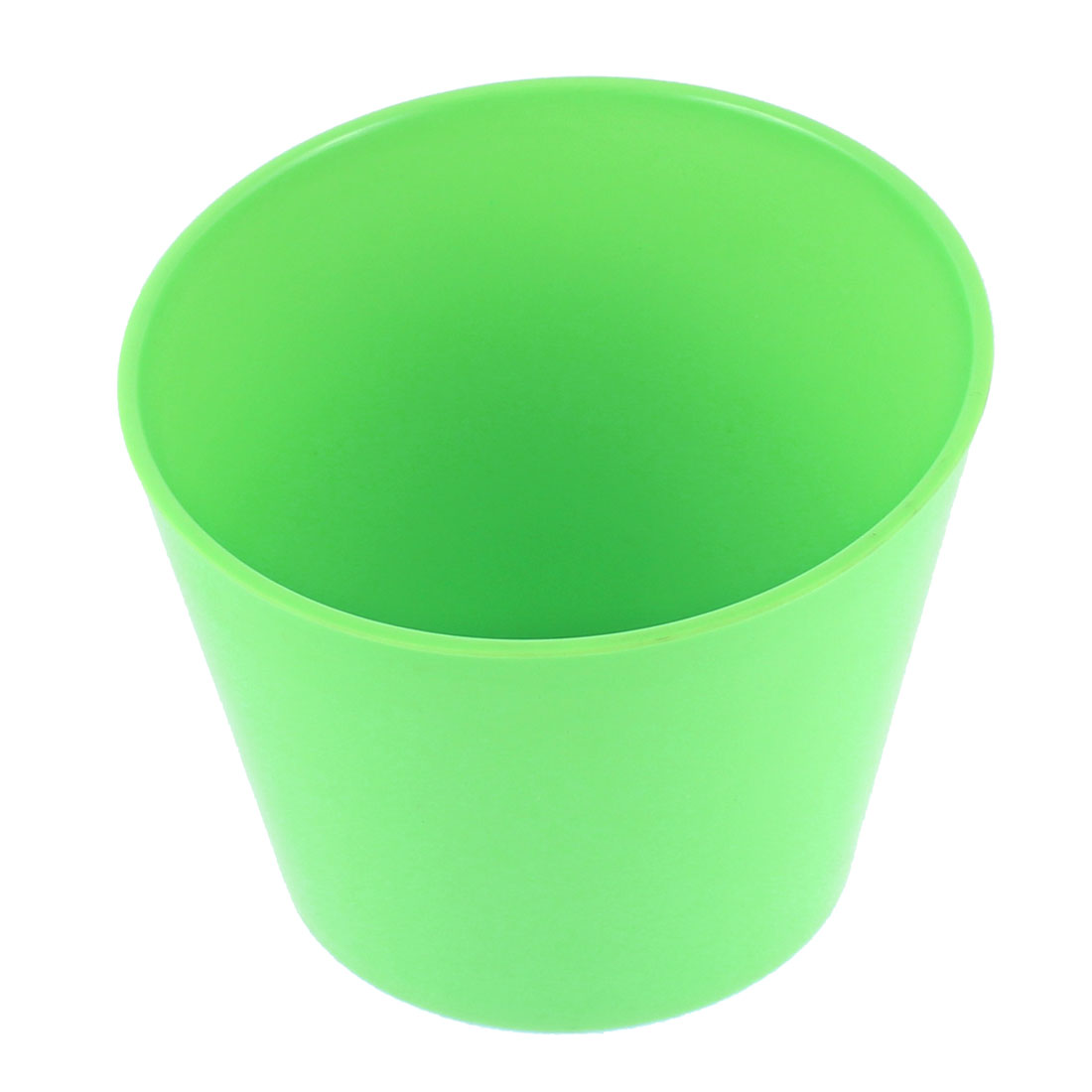 """Restaurant Table Soup Water Bowl Slant Cup Green 5.5"""" Dia"""
