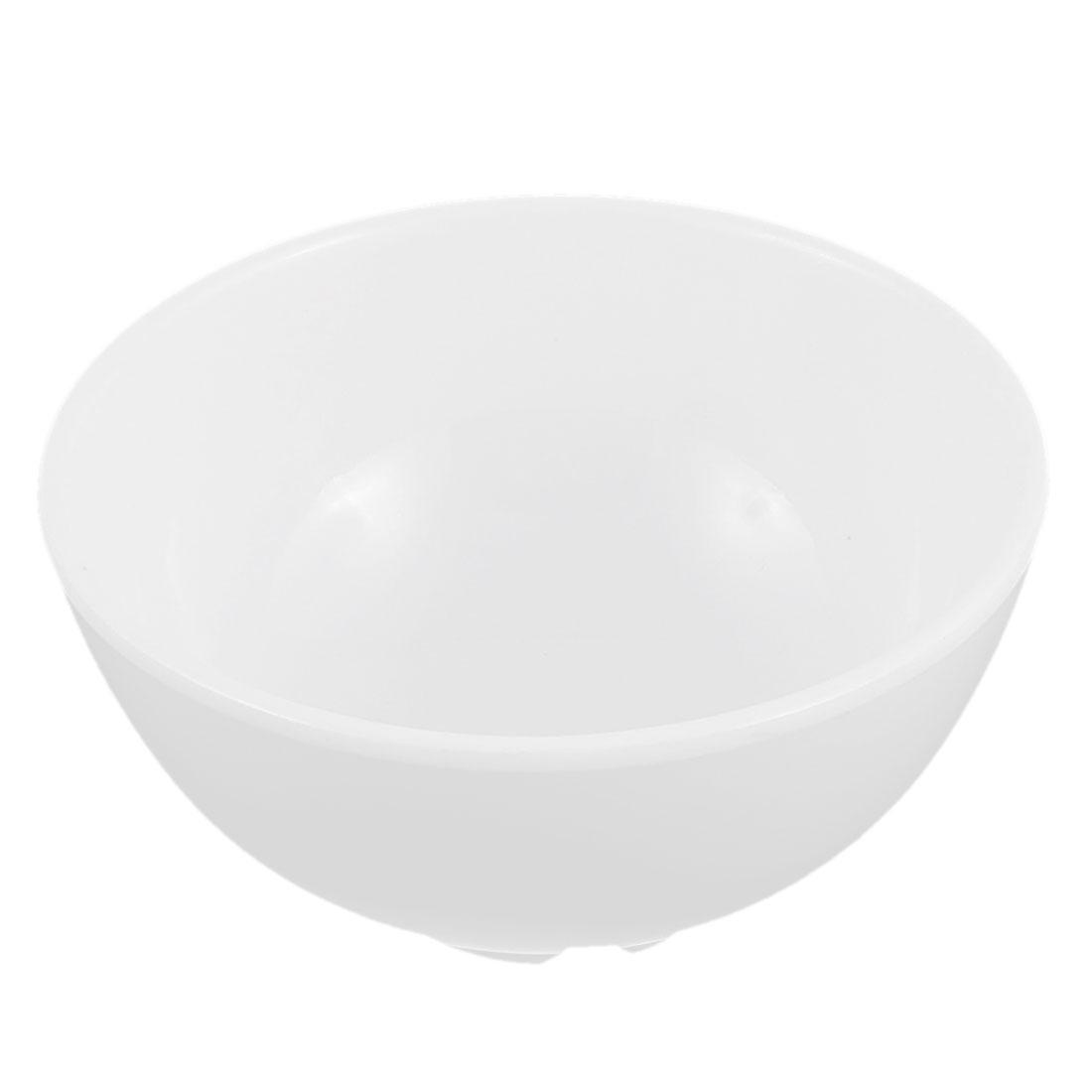 Porridge Rice Bowl Food Holder Container White