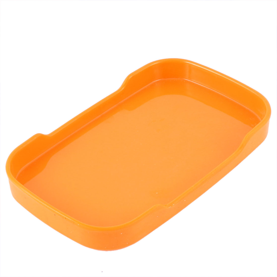 Kitchenware Rectangle Shaped Pastry Appetizer Snack Plate 19cm Long