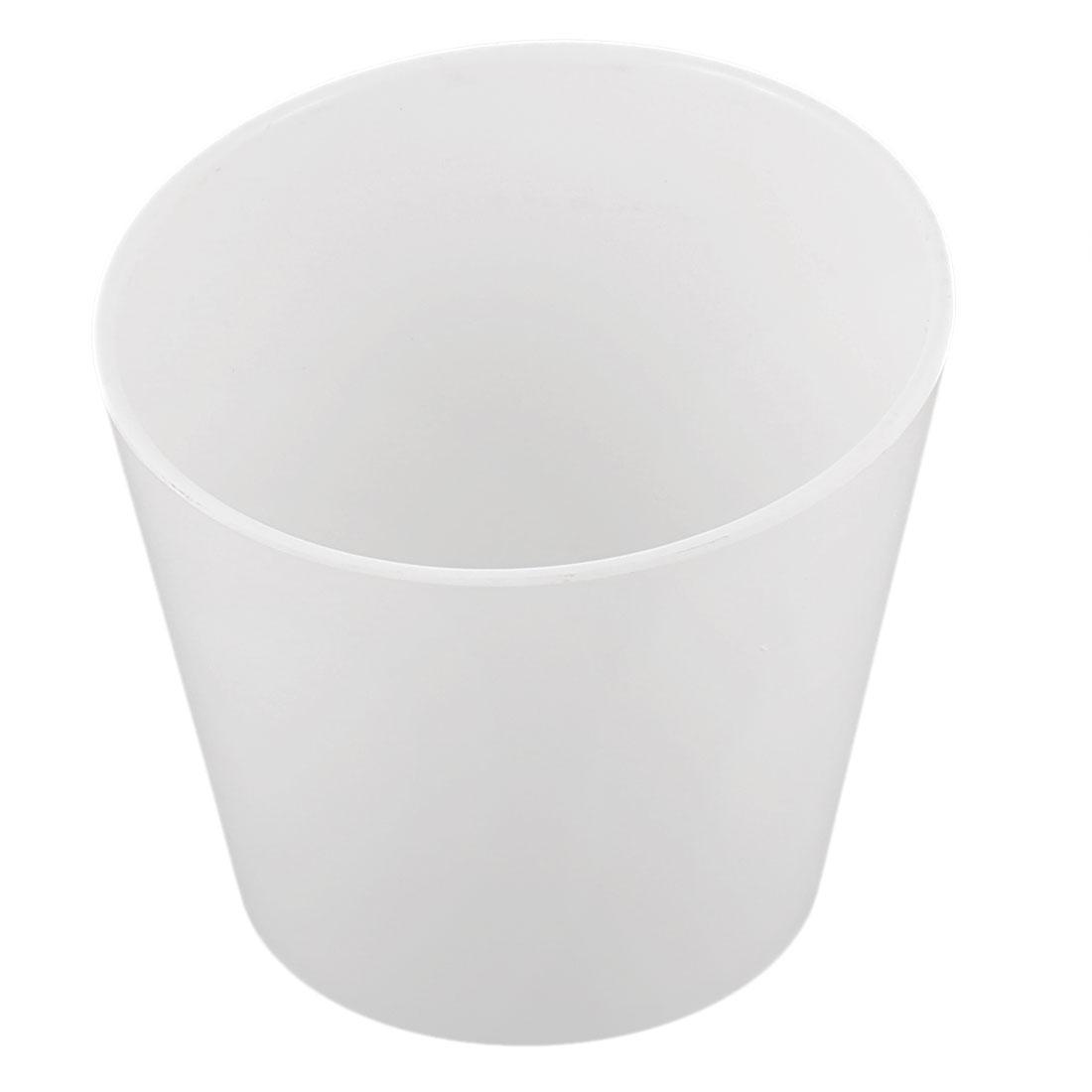 """Restaurant Dessert Soup Bowl Slant Cup White 4.5"""" Dia"""