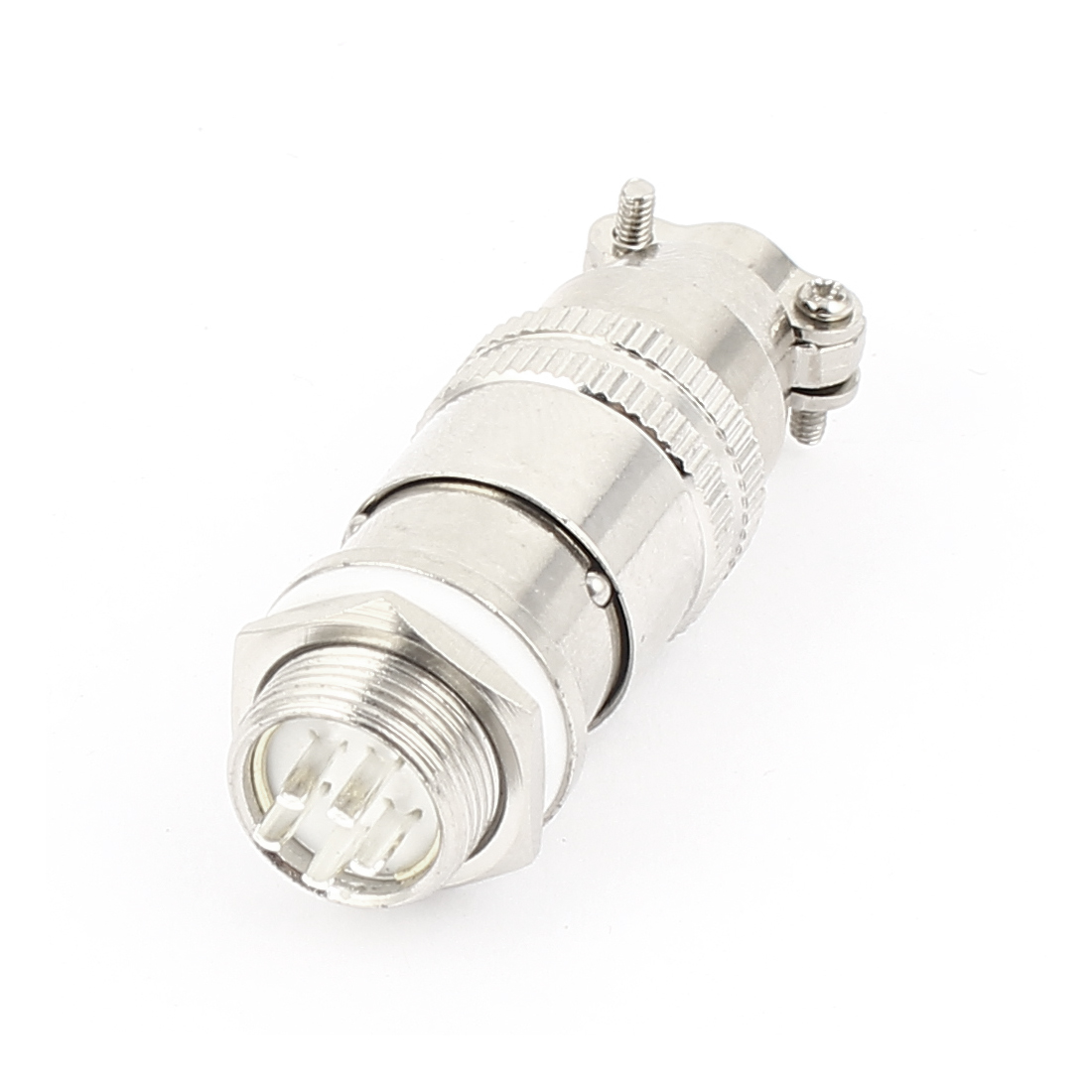 XS12-5 12mm Thread 5 Pin Push-Pull Aviation Connector Male Female