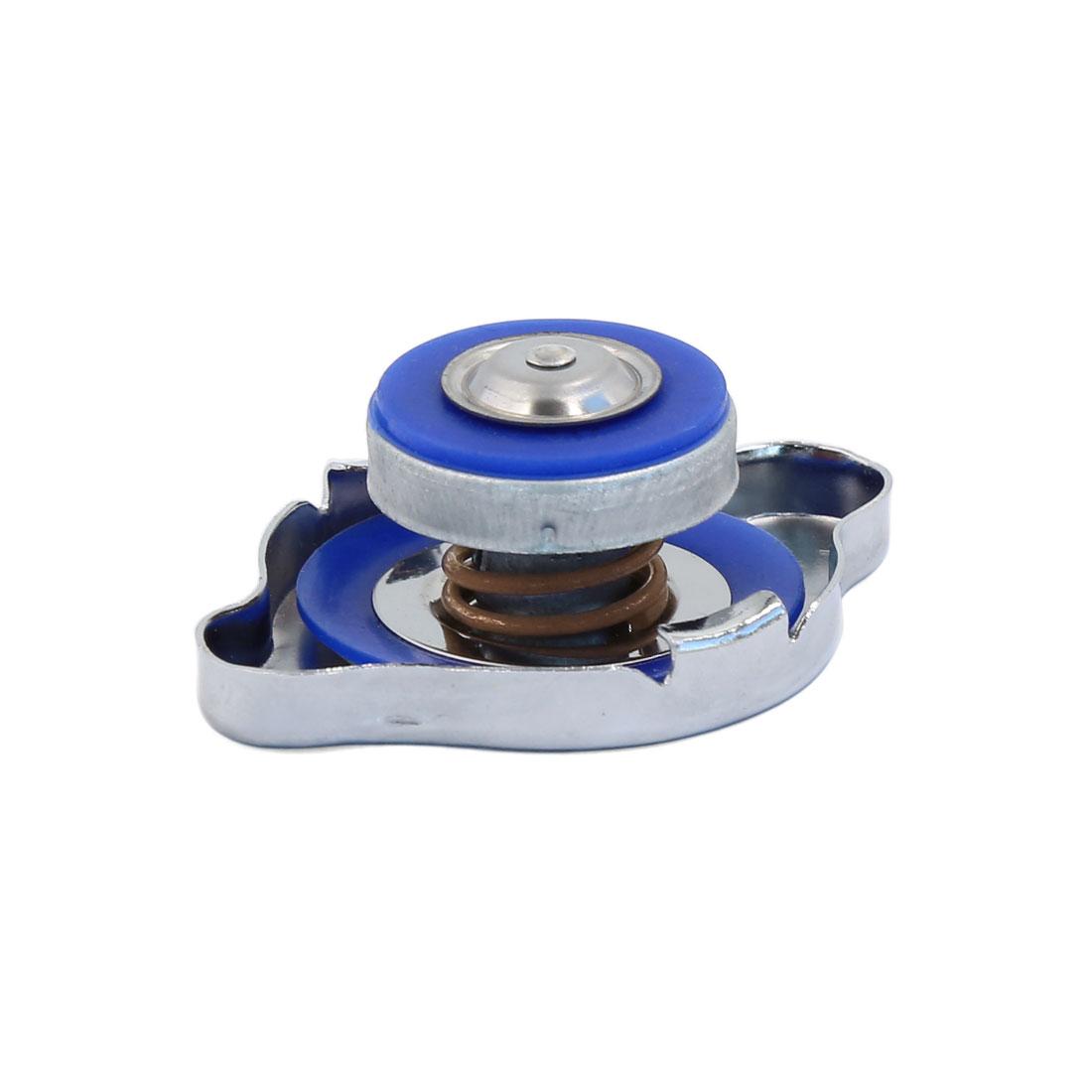 Universal Car Auto Coolant System Rubber Seal Pressure Radiator Cap 0.9Kgf/cm2