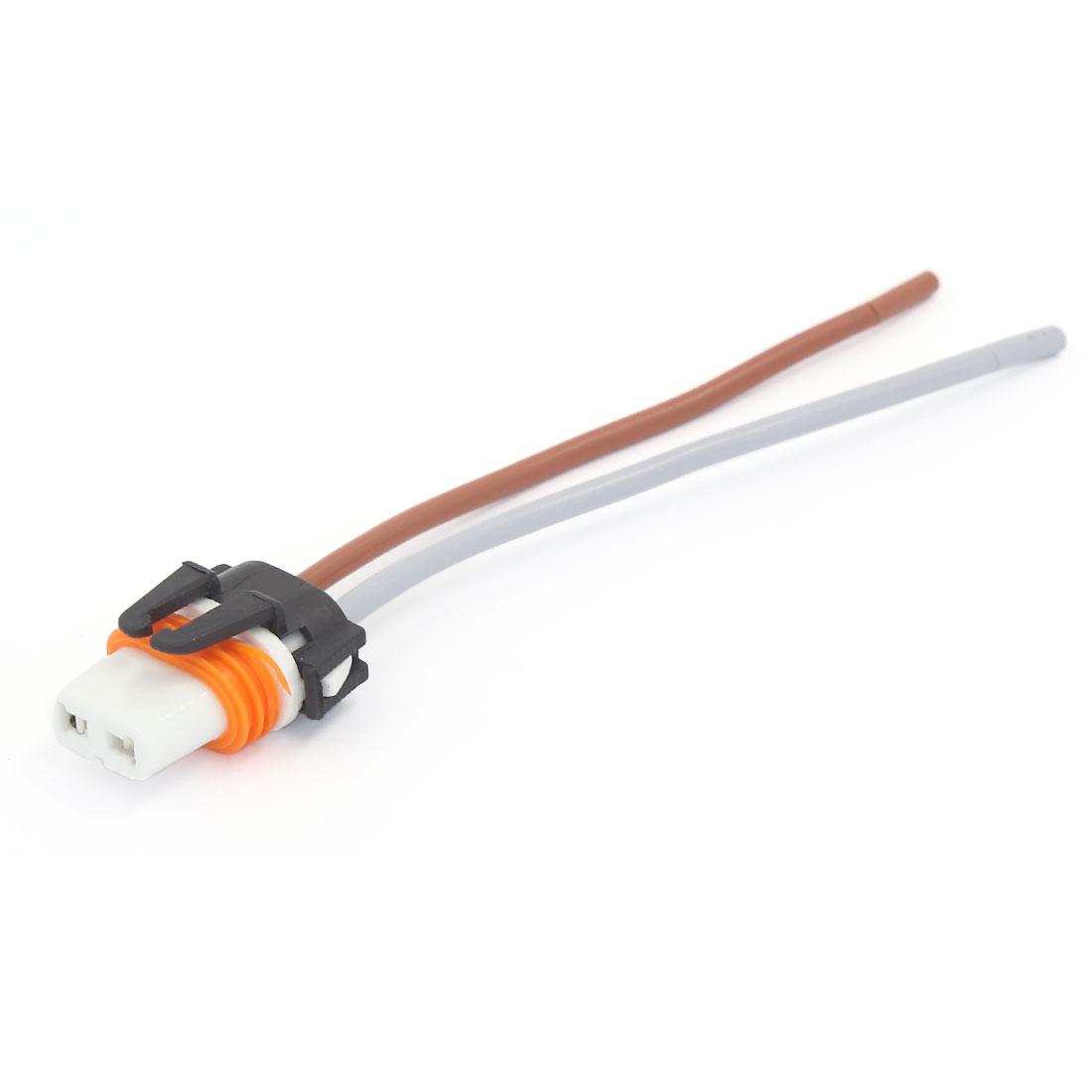 Auto Car 9005 Ceramic Wiring Harness Adapter Fog Light Socket